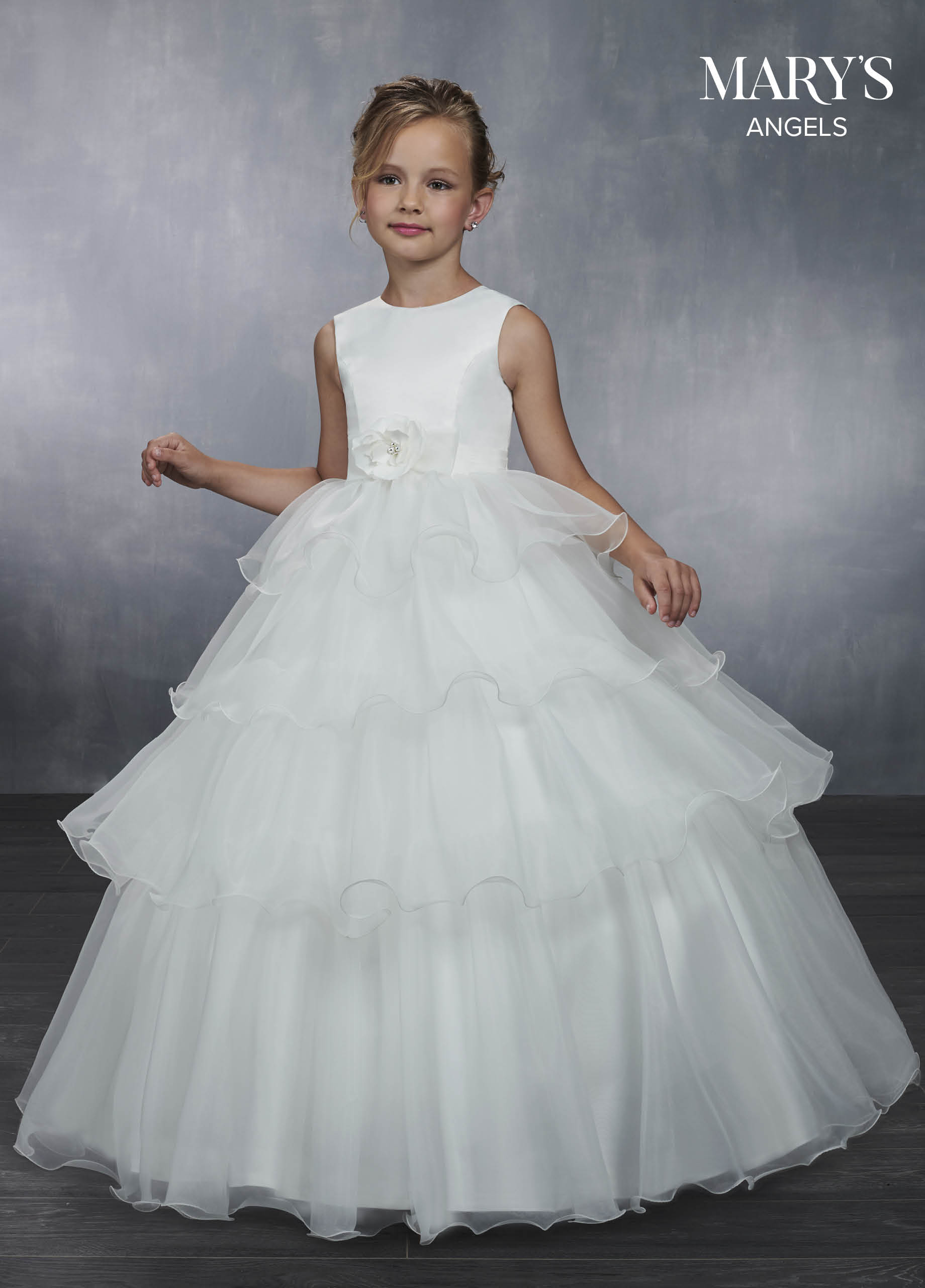 Angel Flower Girl Dresses | Mary's Angels | Style - MB9041