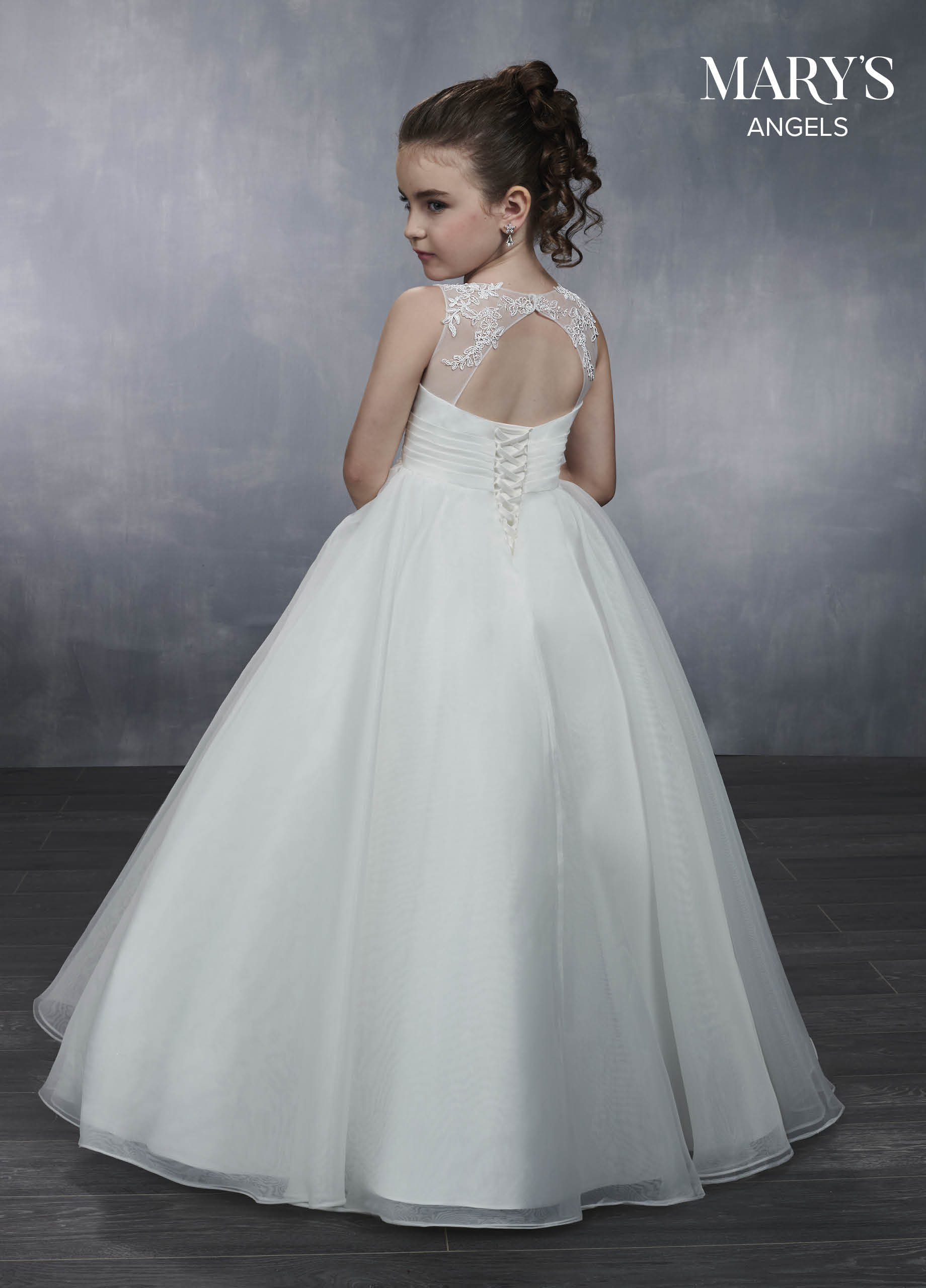 Angel Flower Girl Dresses | Mary's Angels | Style - MB9042