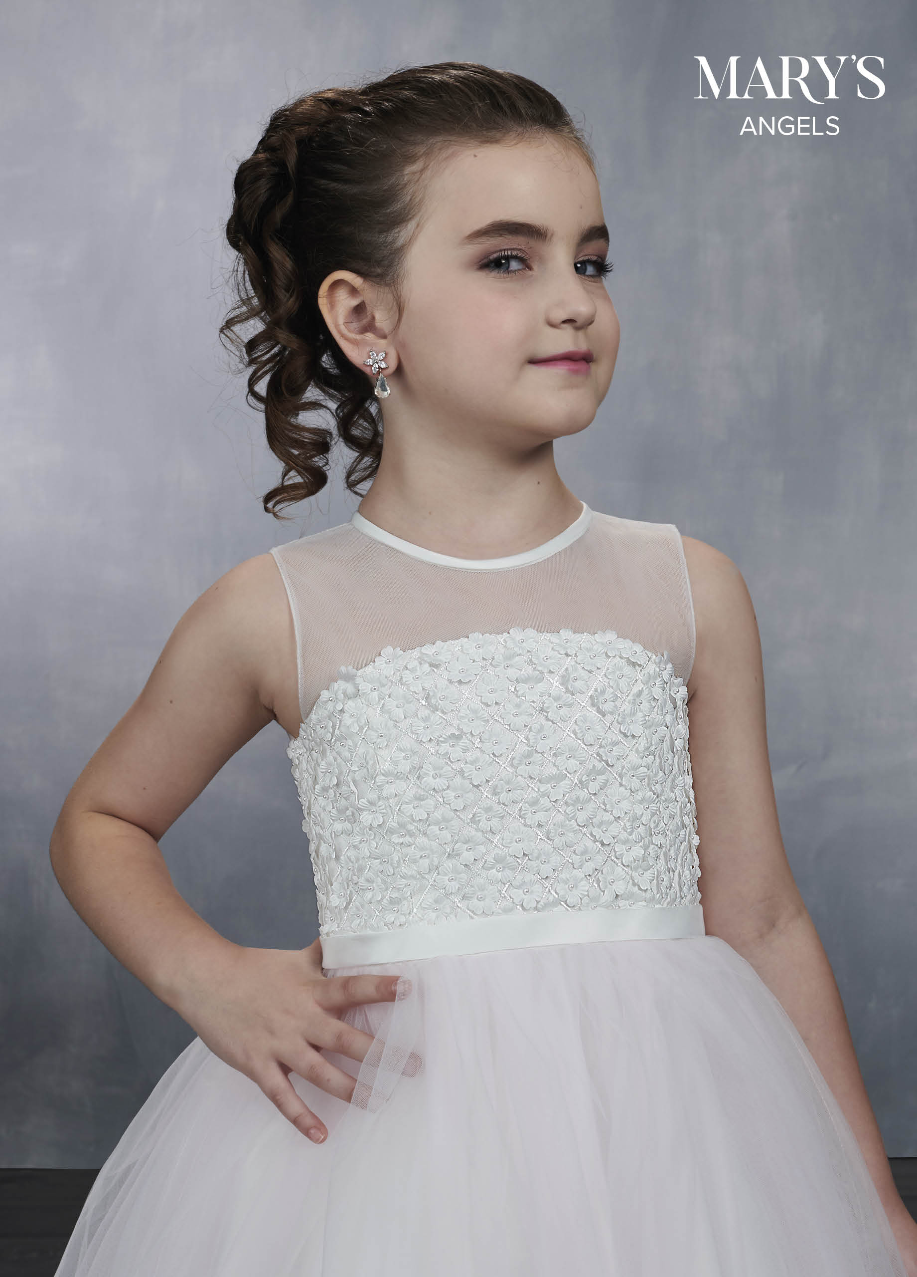 Angel Flower Girl Dresses | Mary's Angels | Style - MB9044