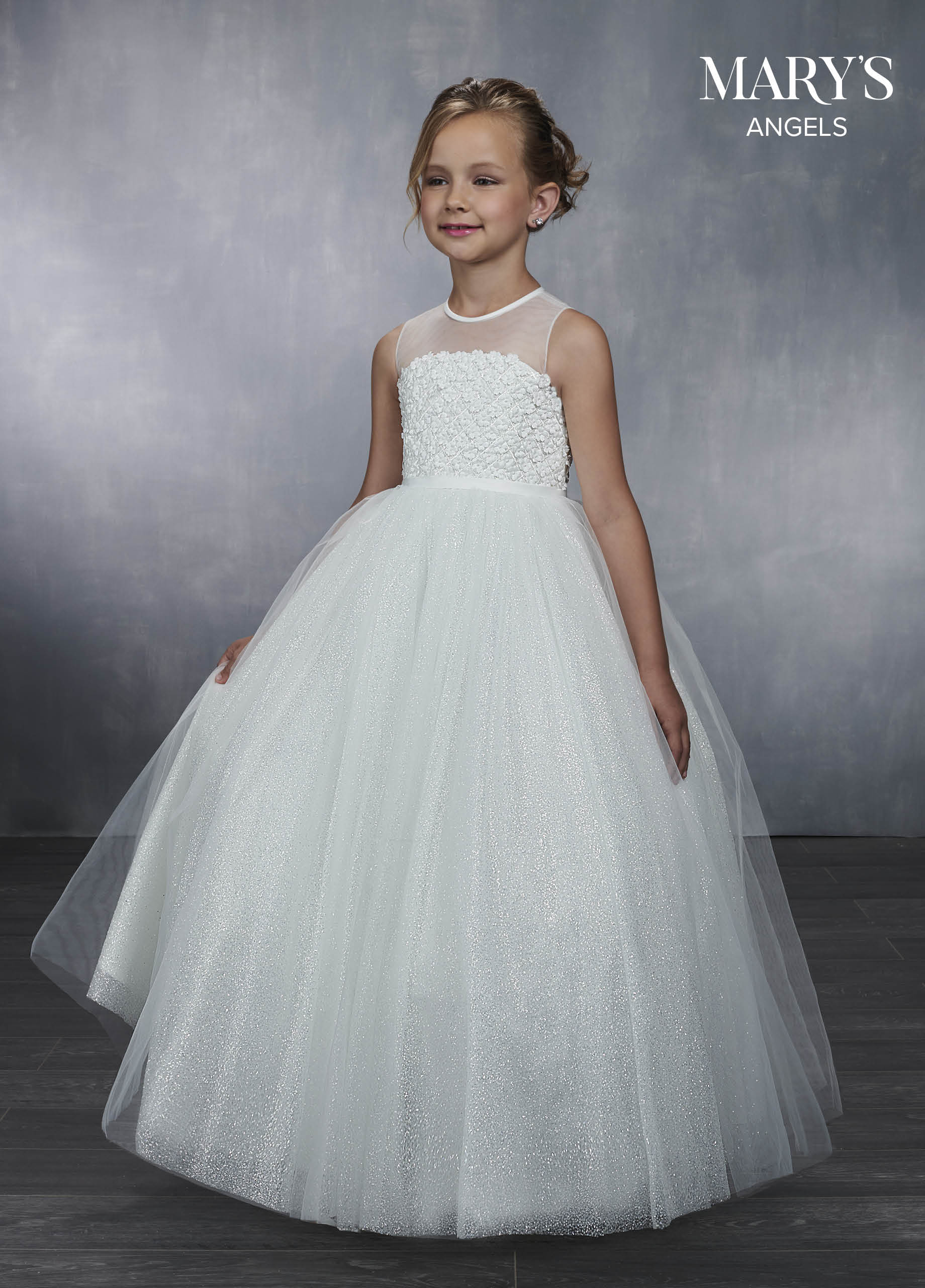 Angel Flower Girl Dresses | Mary's Angels | Style - MB9045