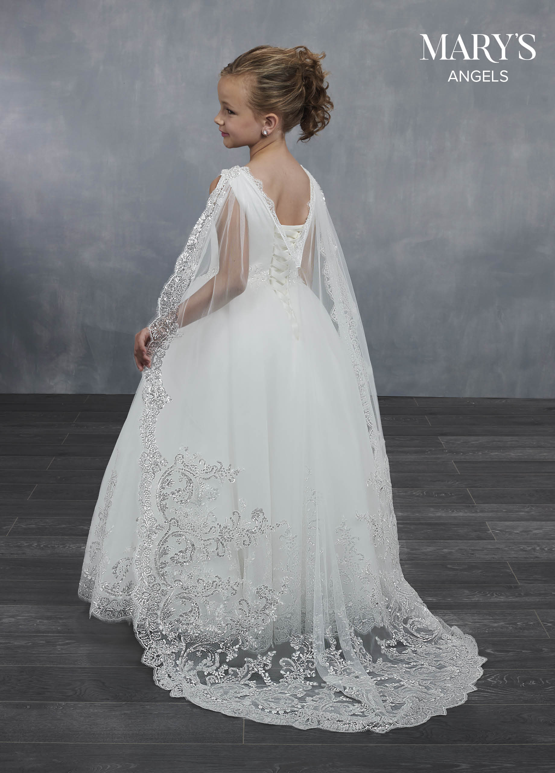 Angel Flower Girl Dresses | Mary's Angels | Style - MB9046