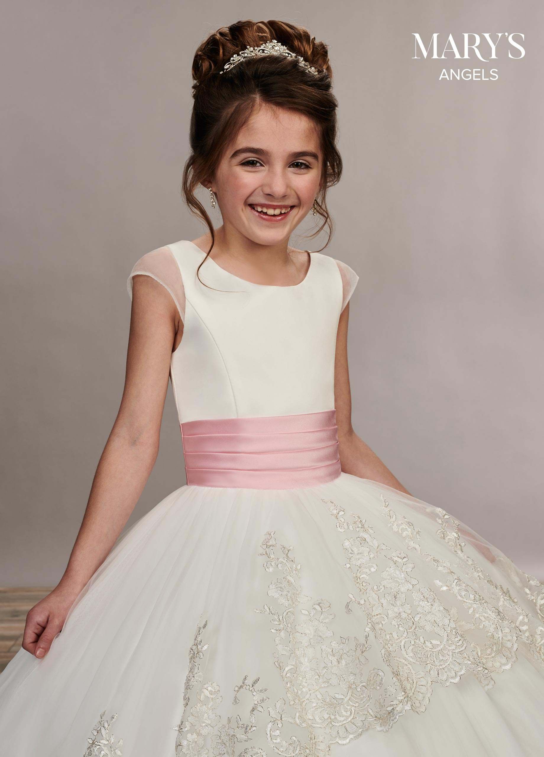 Angel Flower Girl Dresses | Mary's Angels | Style - MB9047