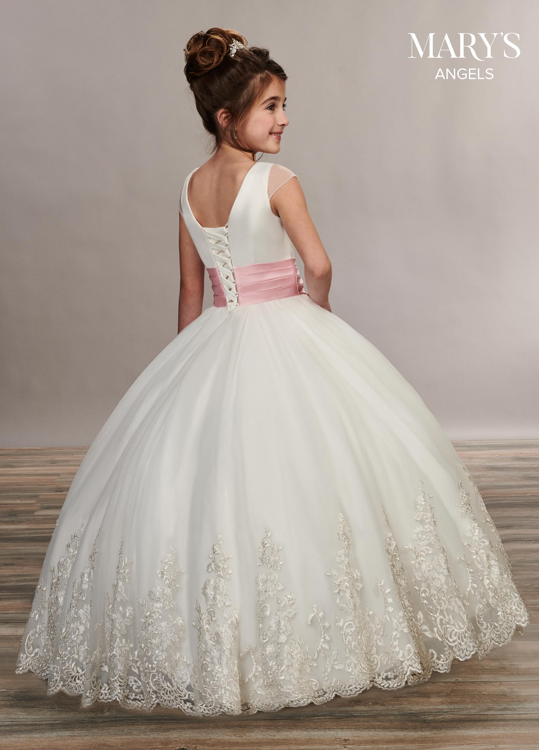 Angel Flower Girl Dresses   Mary's Angels   Style - MB9047