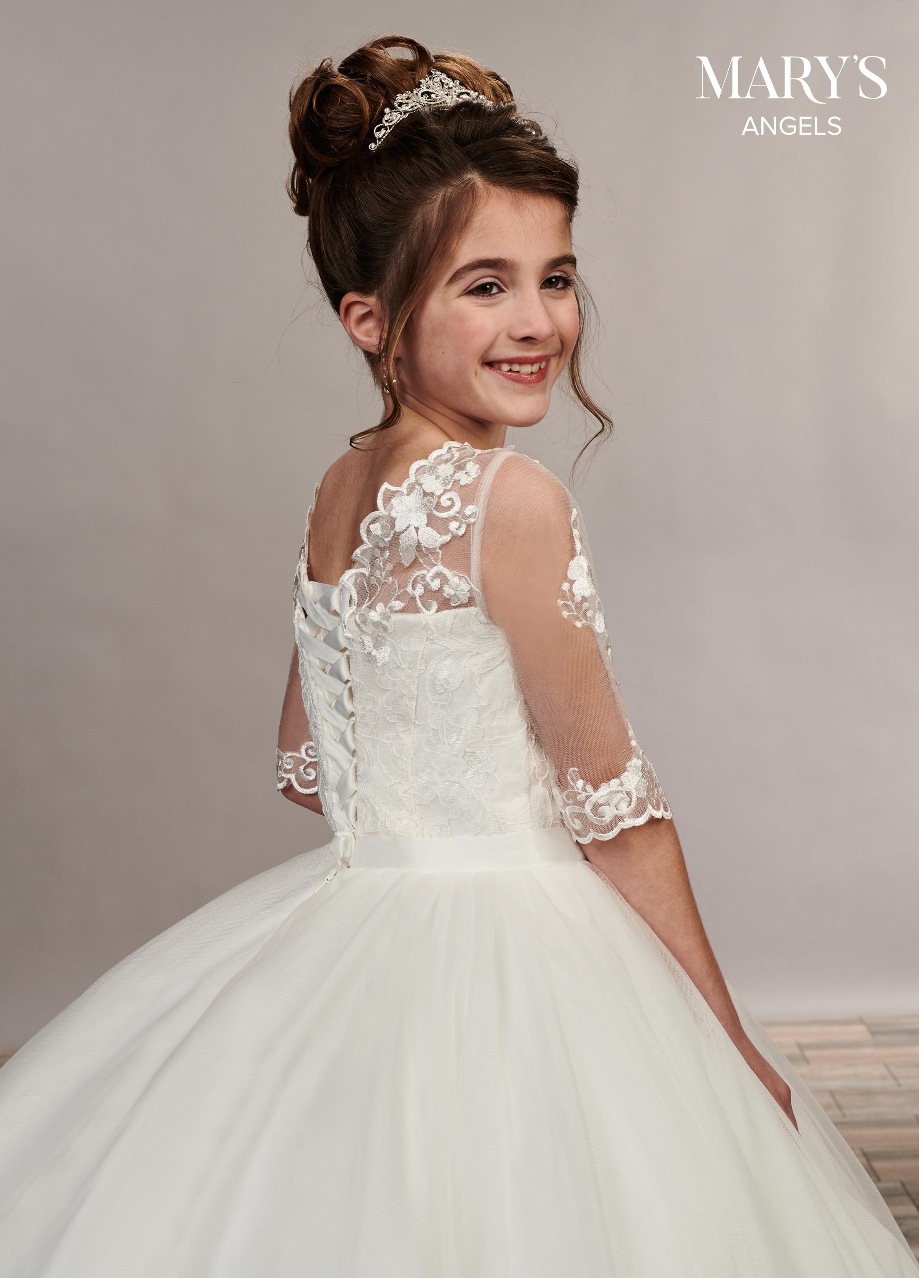 Angel Flower Girl Dresses | Mary's Angels | Style - MB9048
