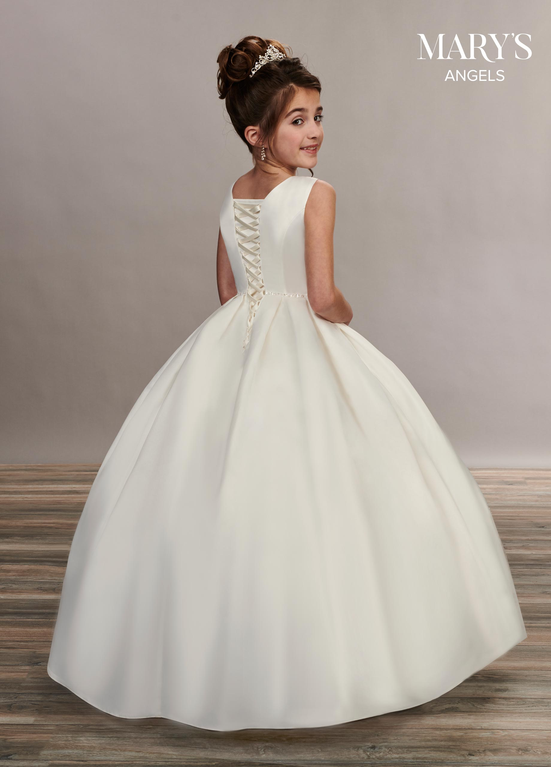 Angel Flower Girl Dresses | Mary's Angels | Style - MB9049