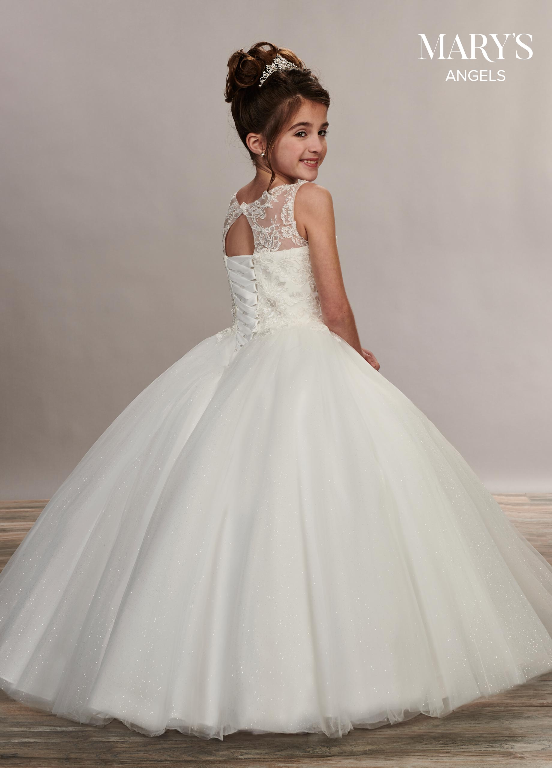 Angel Flower Girl Dresses | Mary's Angels | Style - MB9050