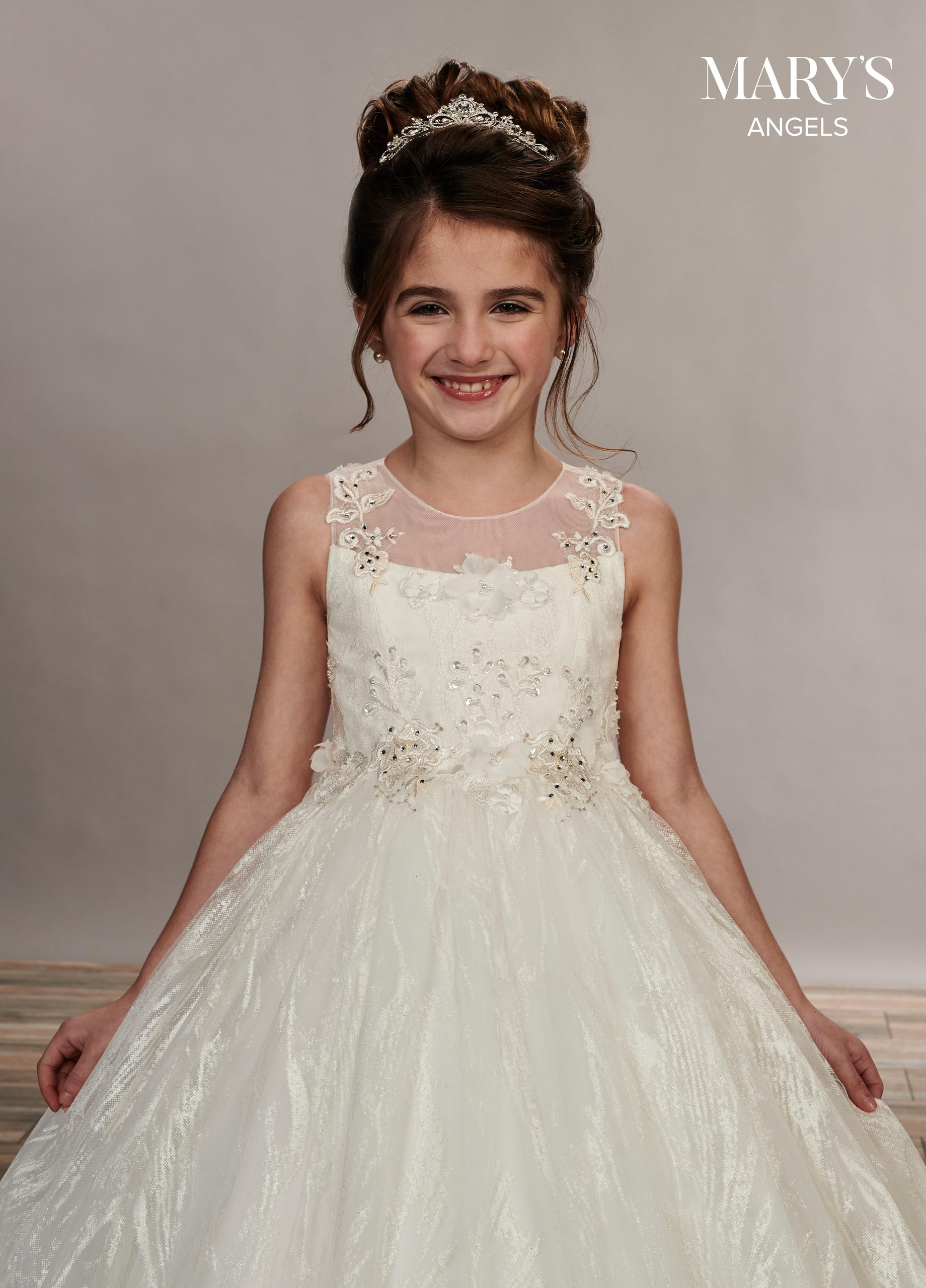 Angel Flower Girl Dresses | Mary's Angels | Style - MB9052