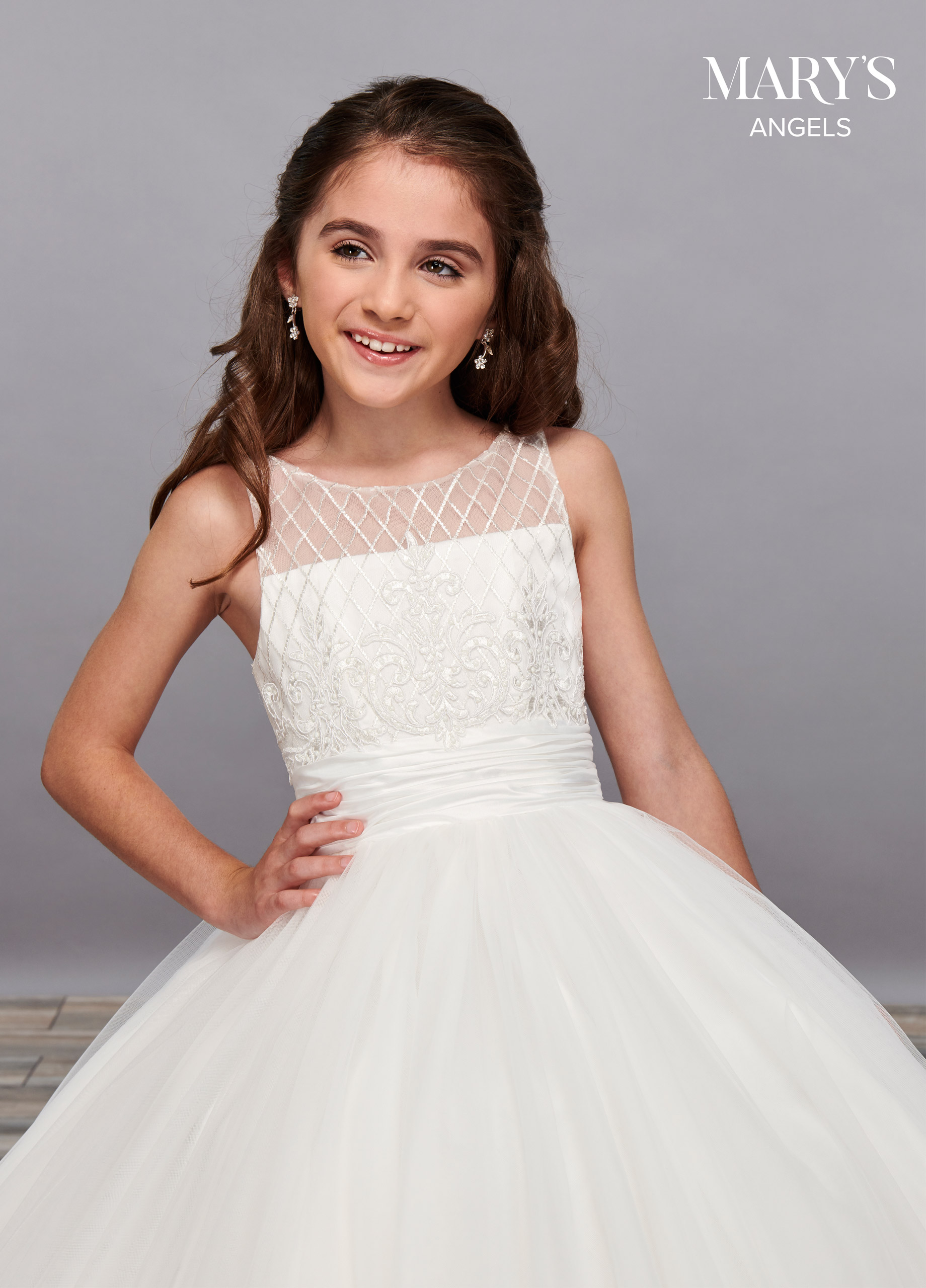 Angel Flower Girl Dresses | Mary's Angels | Style - MB9055