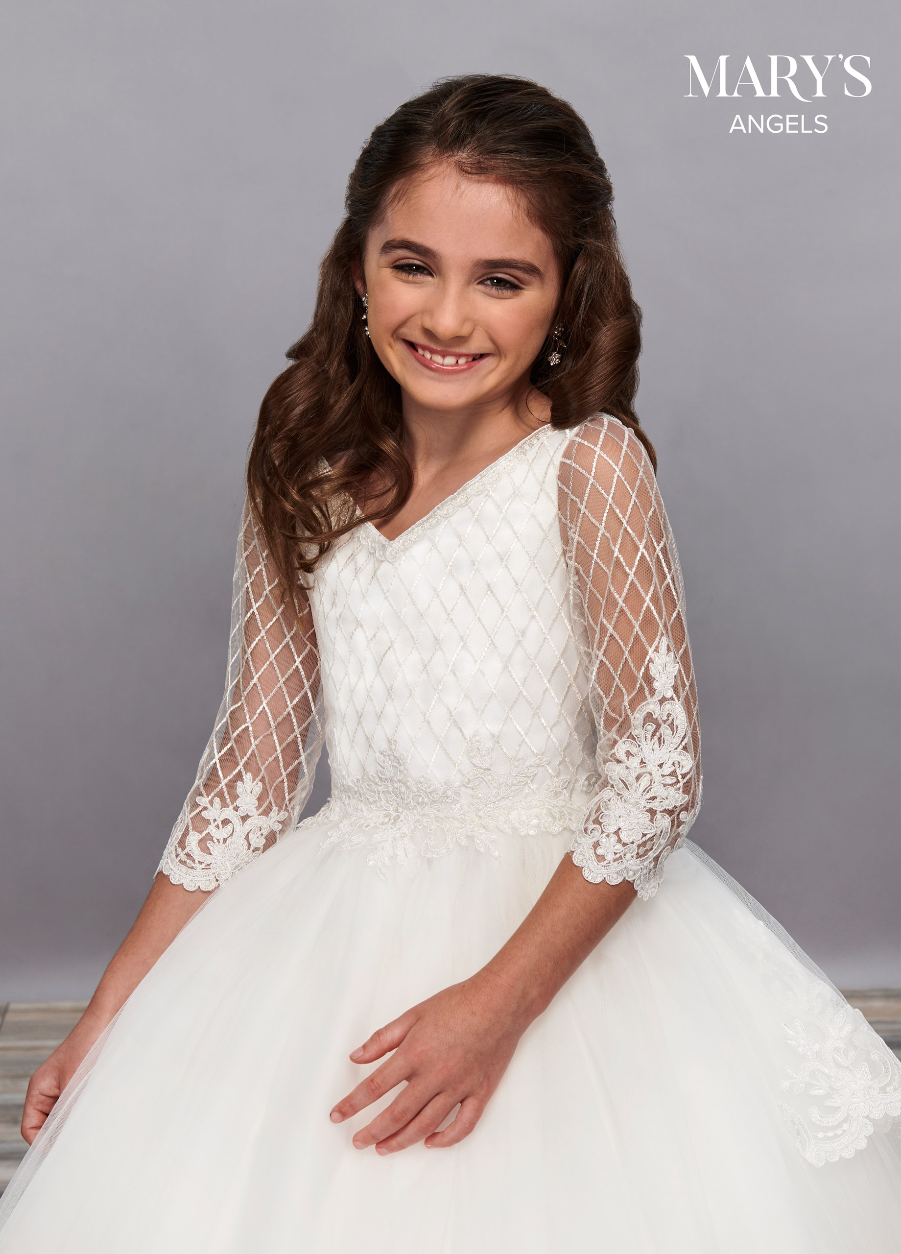 Angel Flower Girl Dresses | Mary's Angels | Style - MB9056