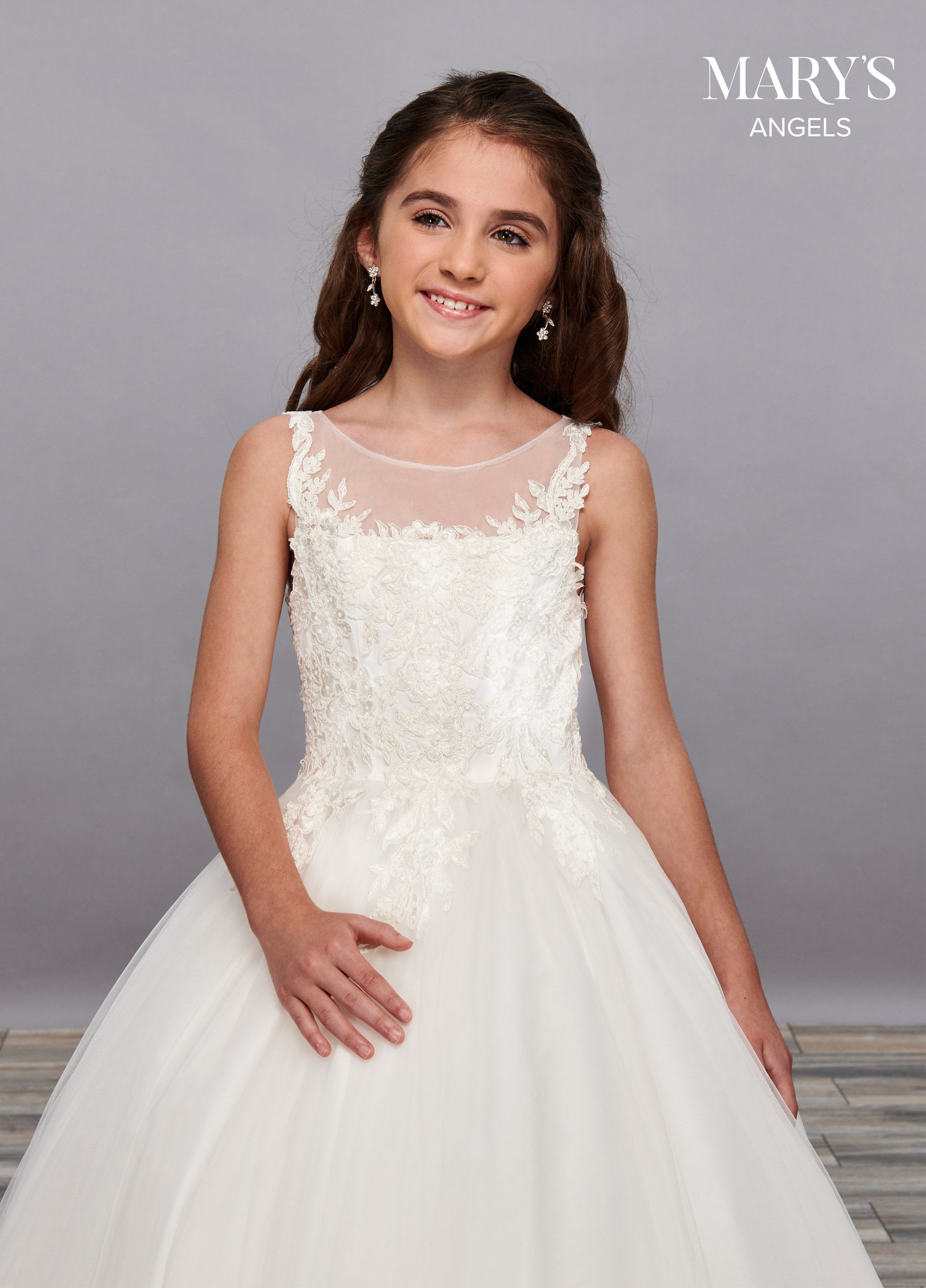 Angel Flower Girl Dresses | Mary's Angels | Style - MB9057