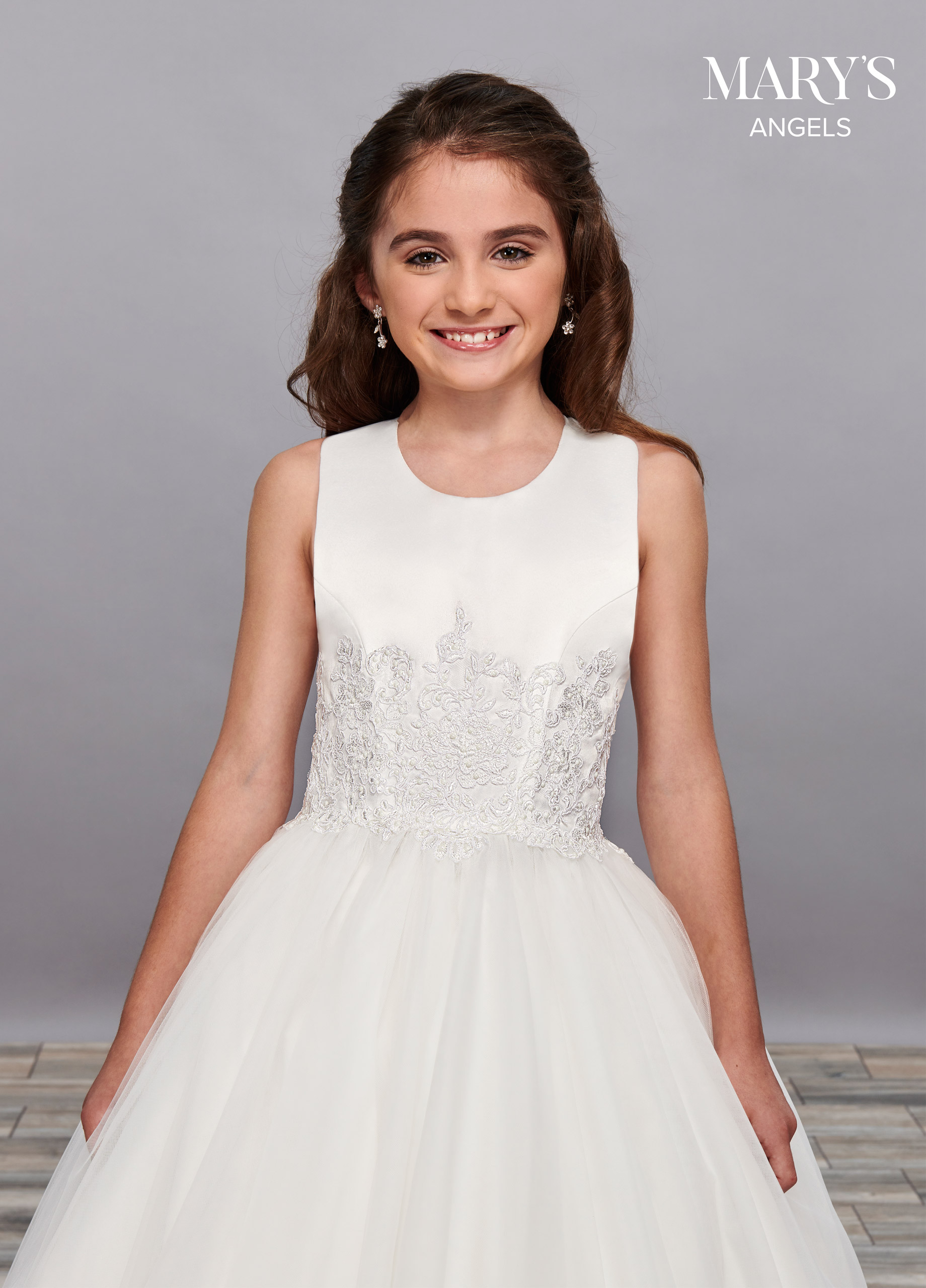 Angel Flower Girl Dresses | Mary's Angels | Style - MB9058