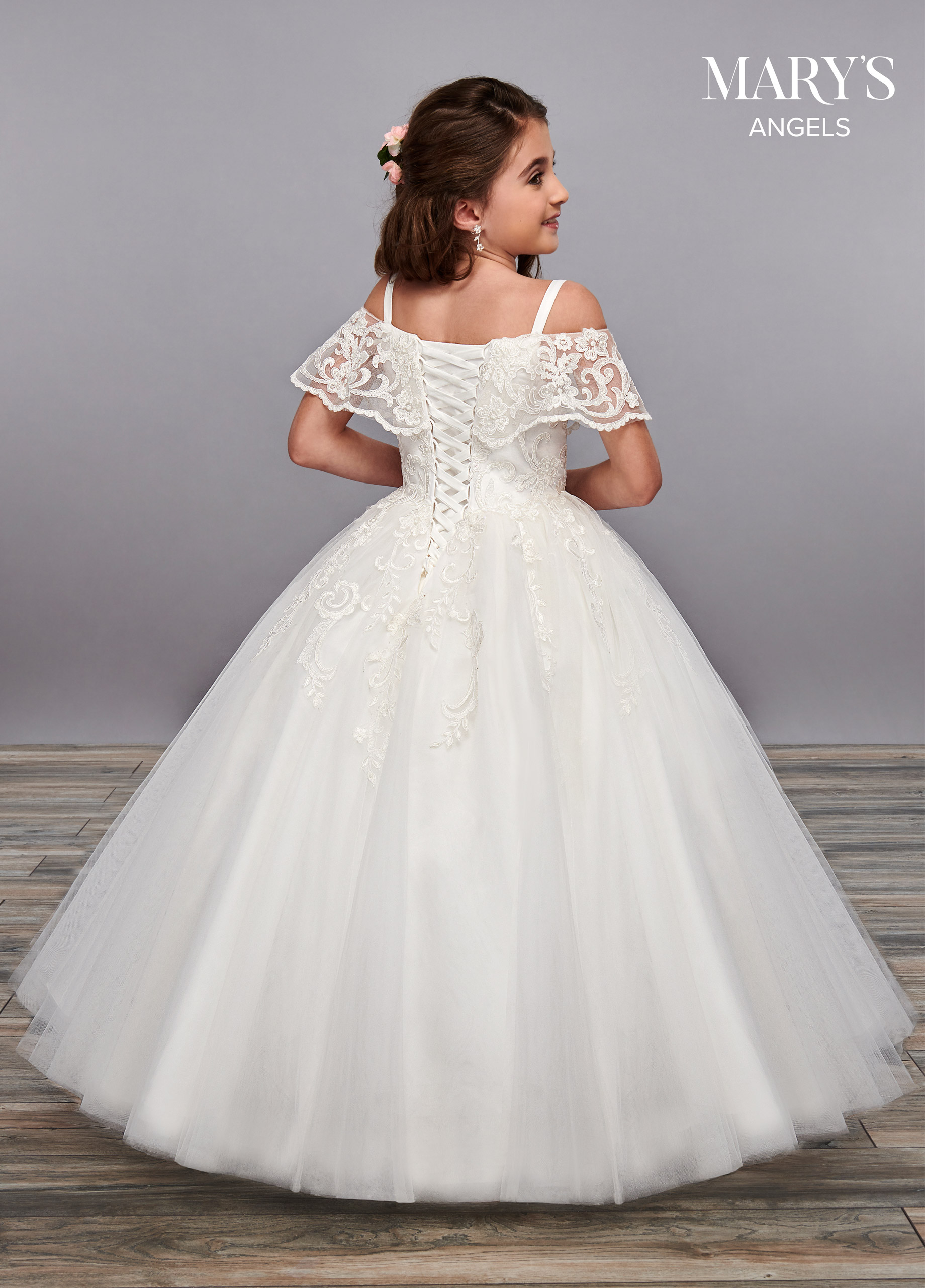 Angel Flower Girl Dresses | Mary's Angels | Style - MB9059