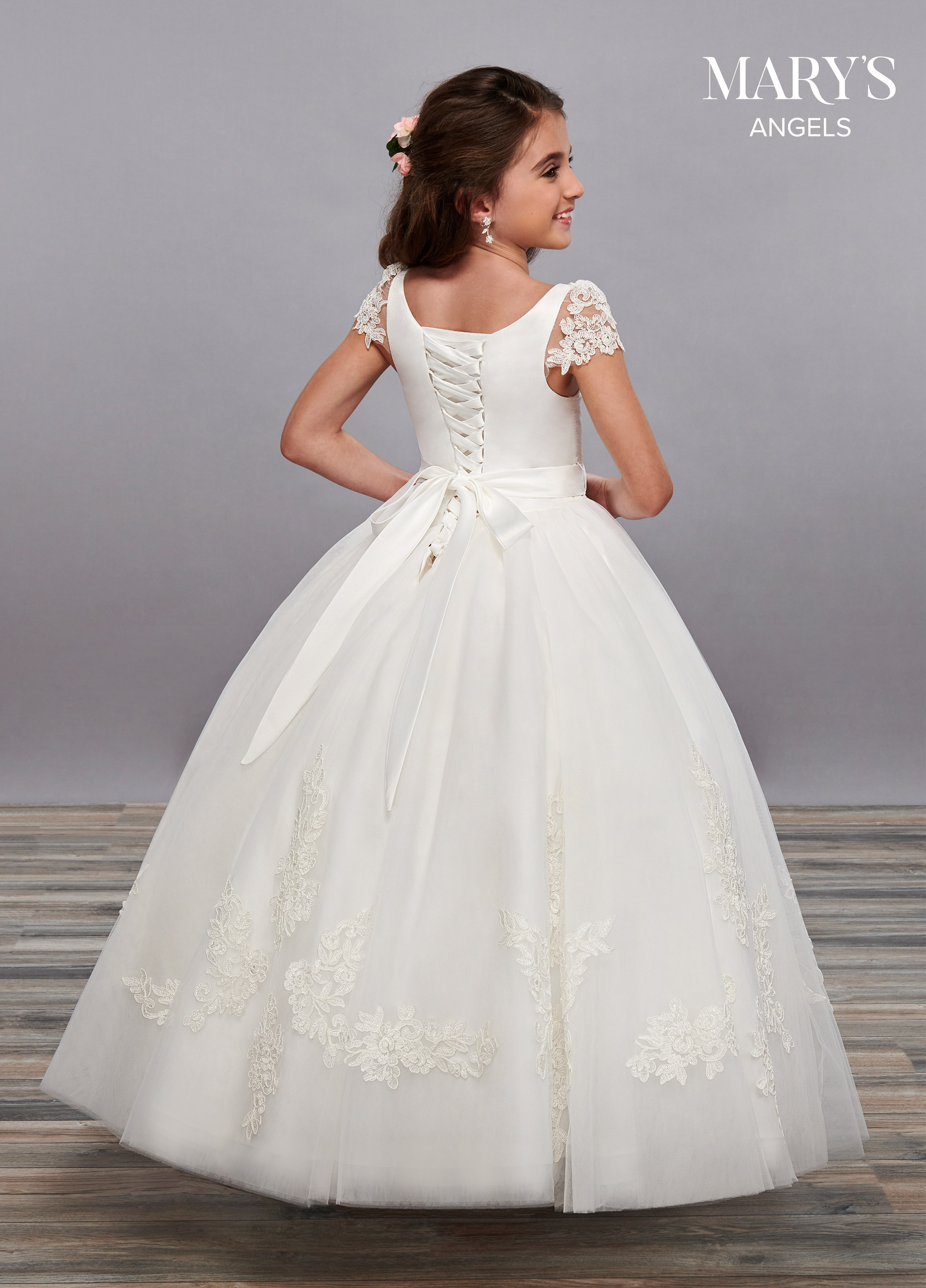 Angel Flower Girl Dresses | Mary's Angels | Style - MB9060