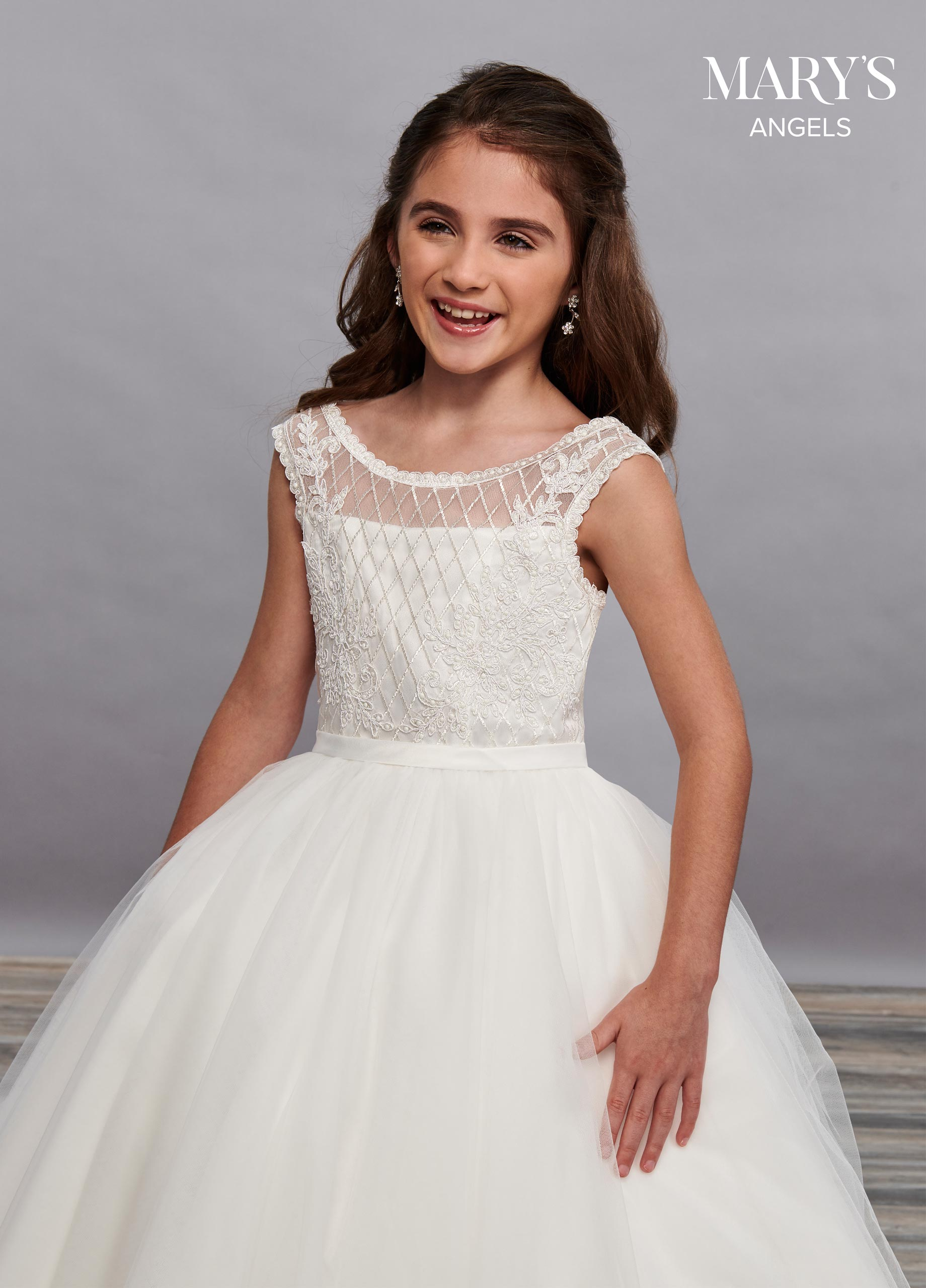 Angel Flower Girl Dresses | Mary's Angels | Style - MB9061