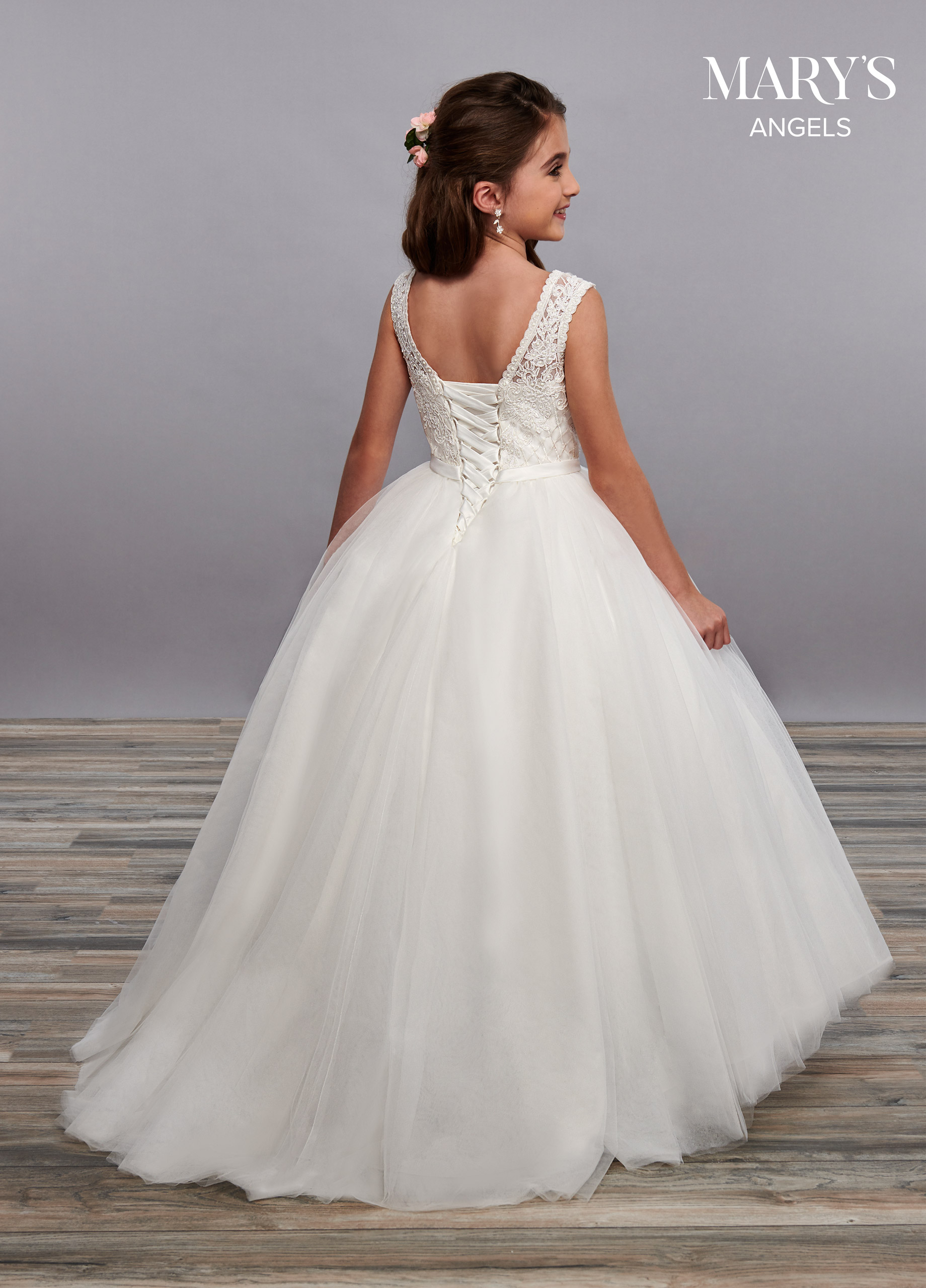 Angel Flower Girl Dresses   Mary's Angels   Style - MB9061