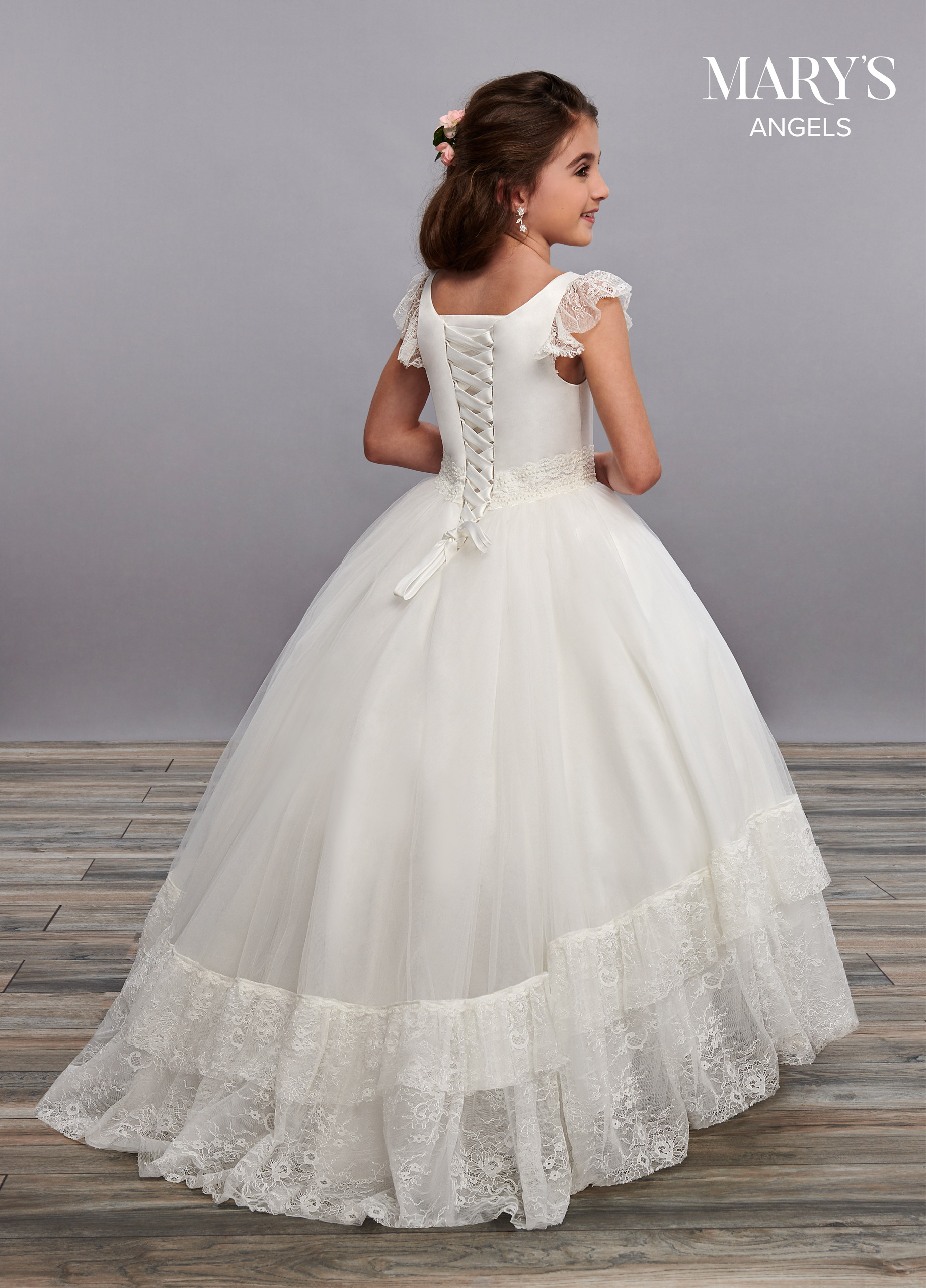 Angel Flower Girl Dresses | Mary's Angels | Style - MB9062