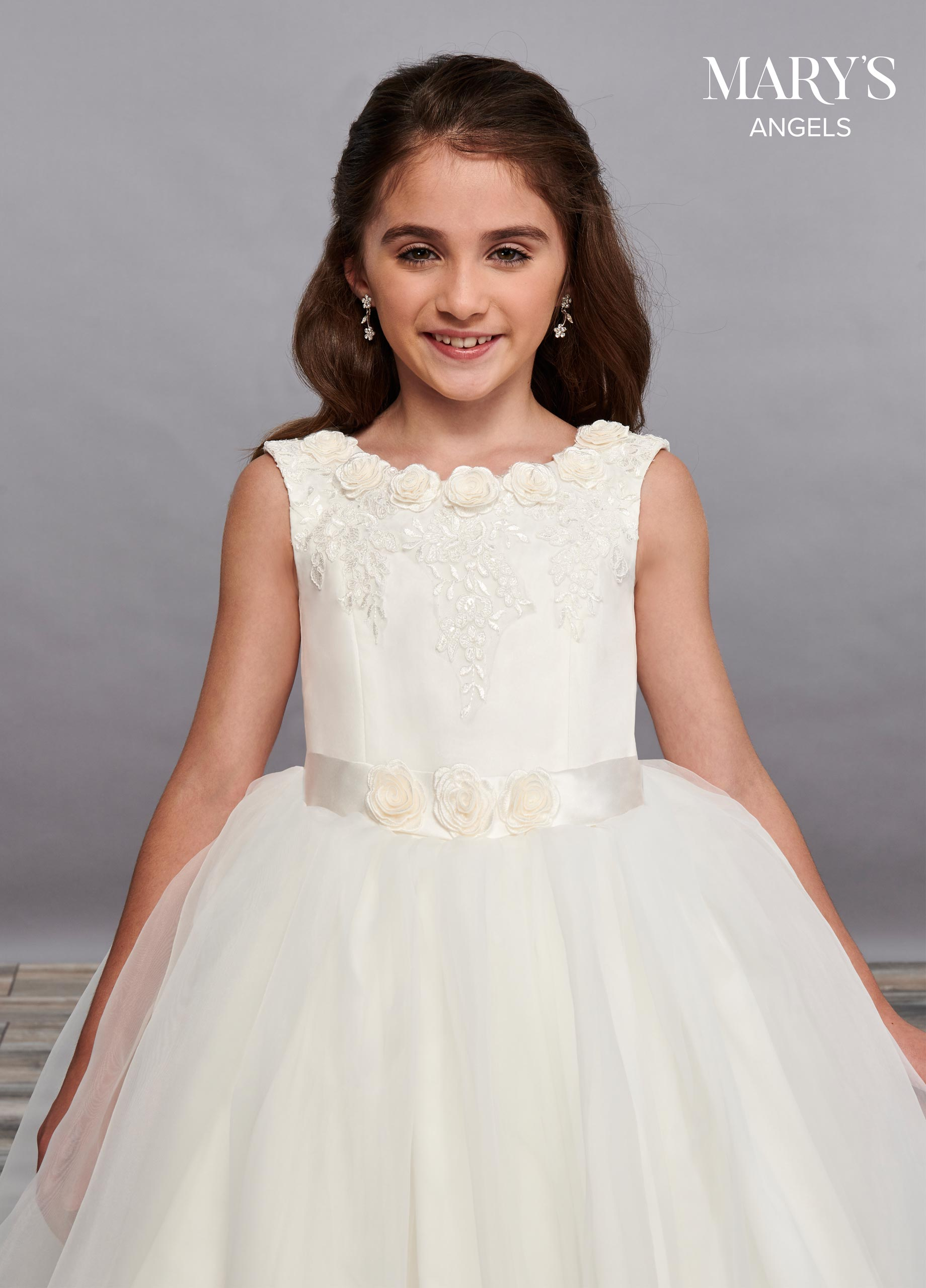 Angel Flower Girl Dresses | Mary's Angels | Style - MB9063