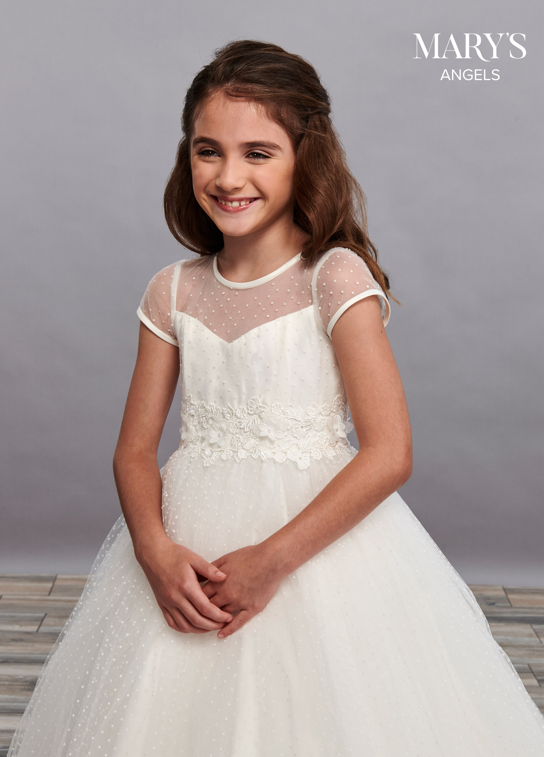 Angel Flower Girl Dresses | Mary's Angels | Style - MB9064