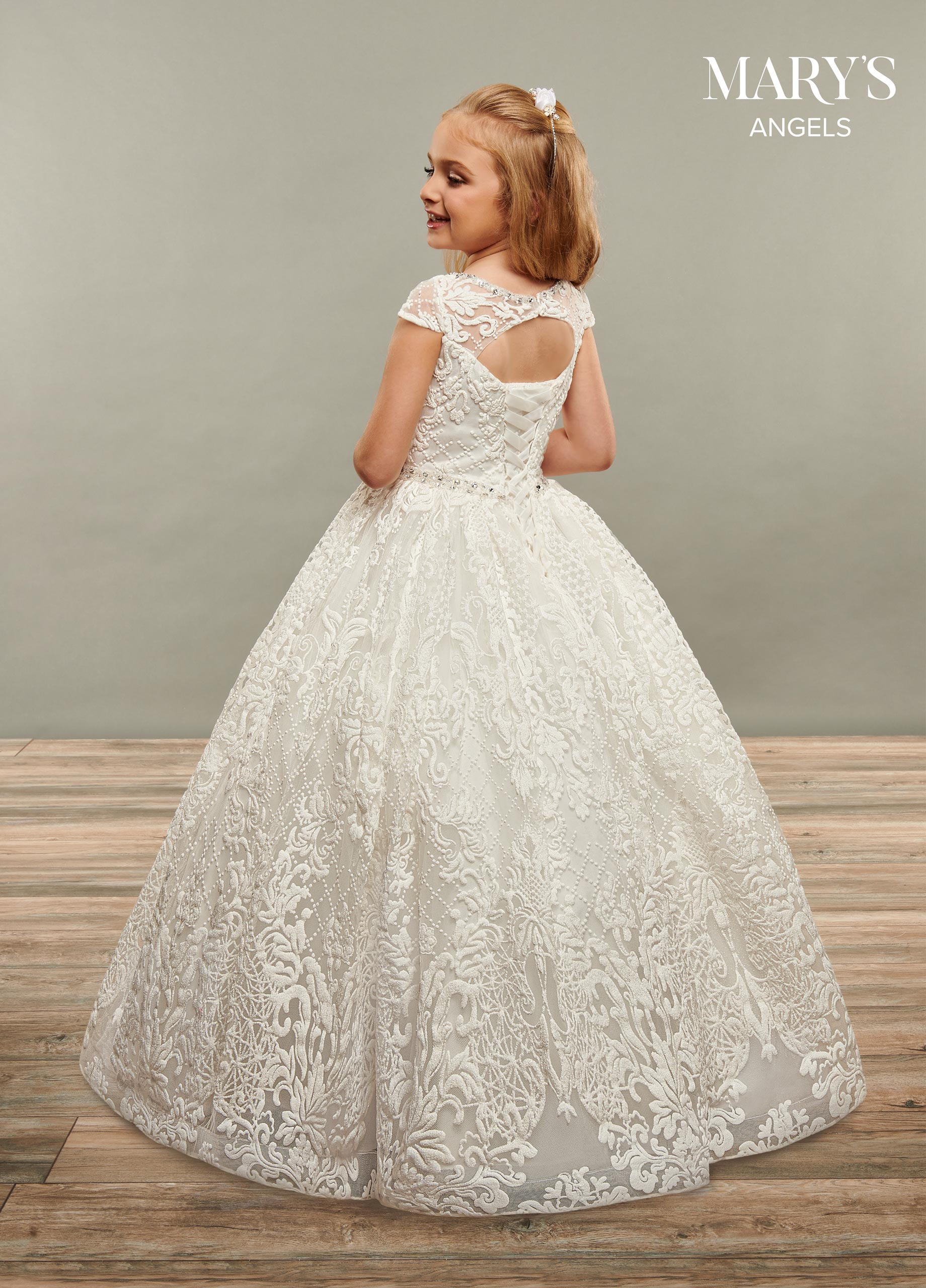 Angel Flower Girl Dresses | Mary's Angels | Style - MB9065