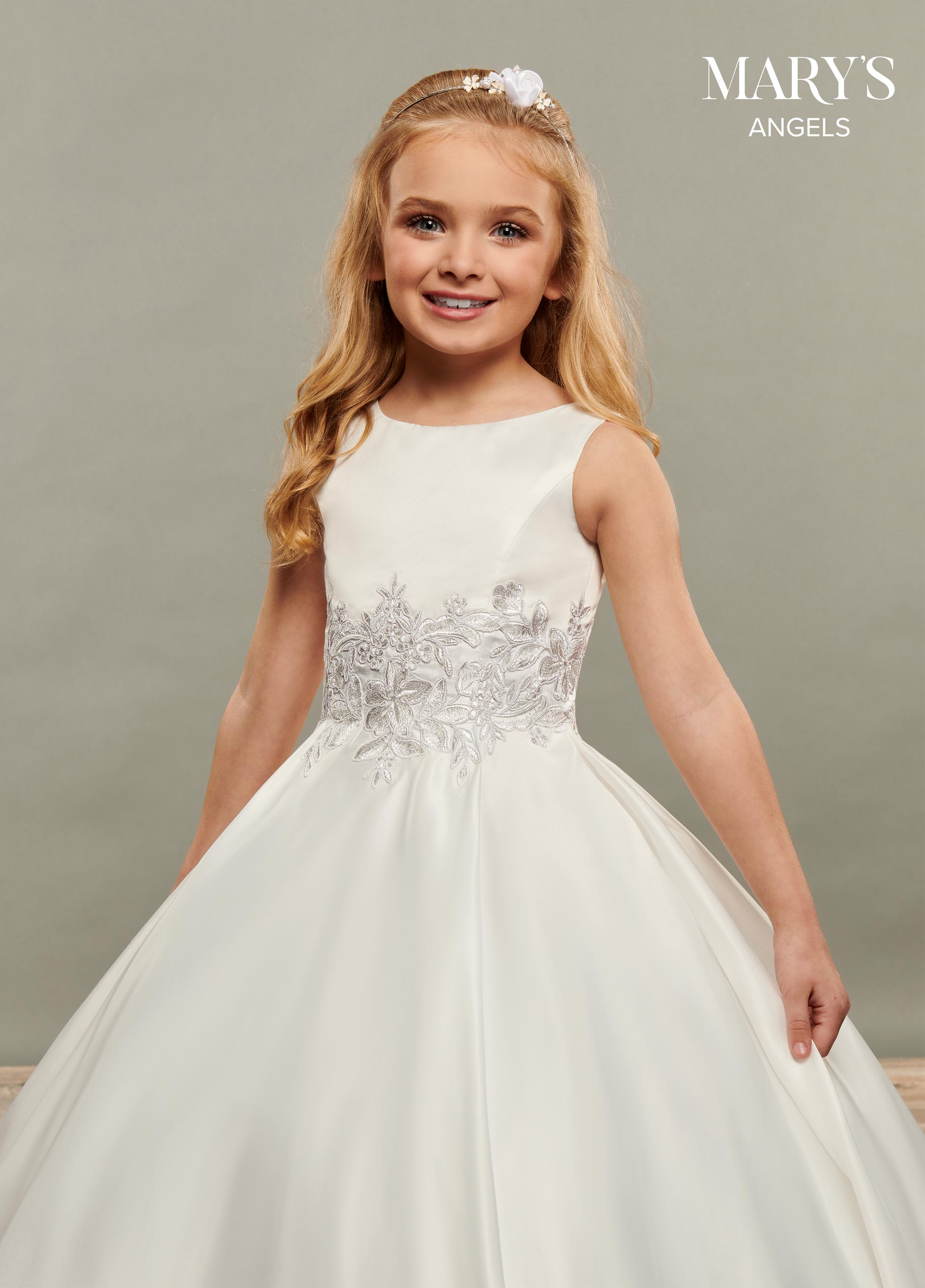 Angel Flower Girl Dresses | Mary's Angels | Style - MB9067