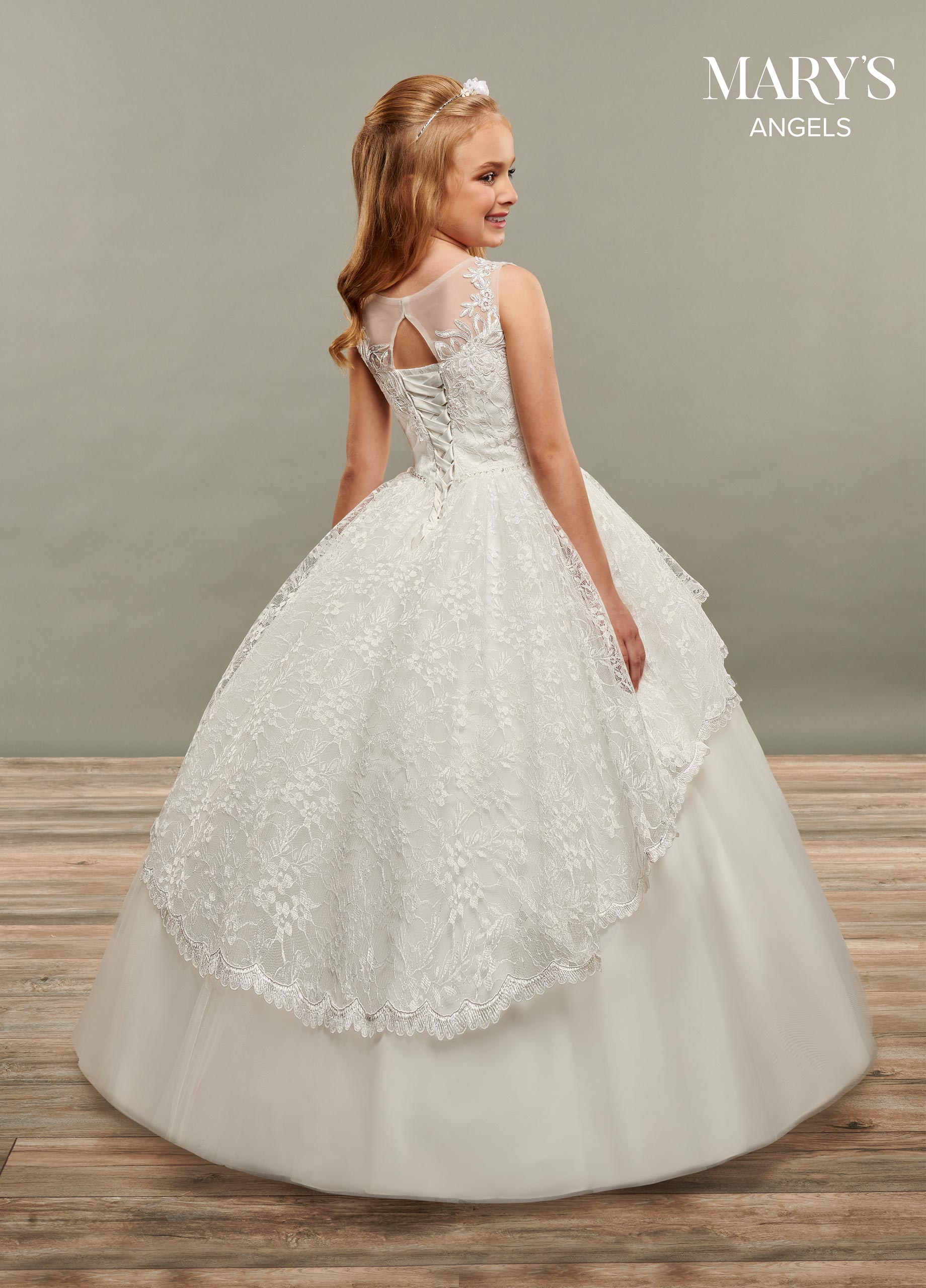 Angel Flower Girl Dresses | Mary's Angels | Style - MB9070