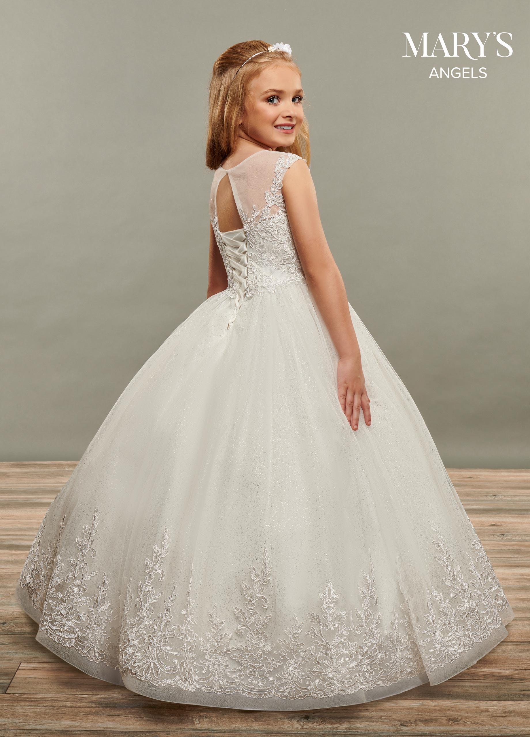 Angel Flower Girl Dresses | Mary's Angels | Style - MB9071
