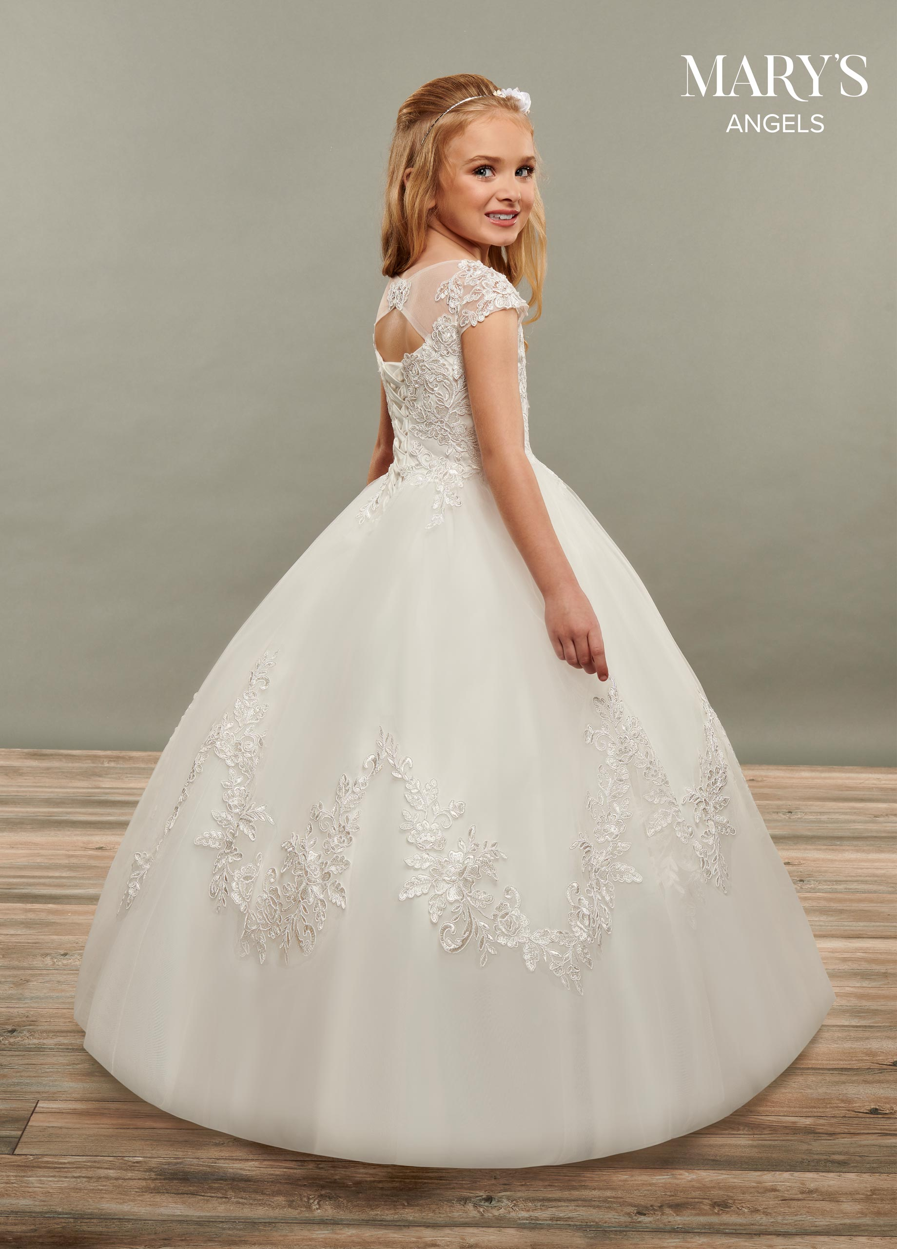 Angel Flower Girl Dresses | Mary's Angels | Style - MB9073