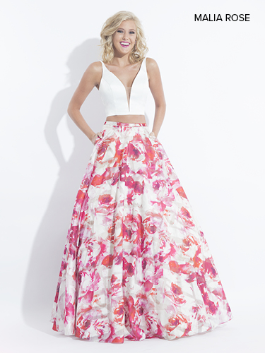 Color Malia Rose Prom Dresses - Style - MP1004