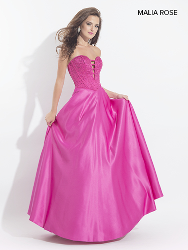Color Malia Rose Prom Dresses - Style - MP1009