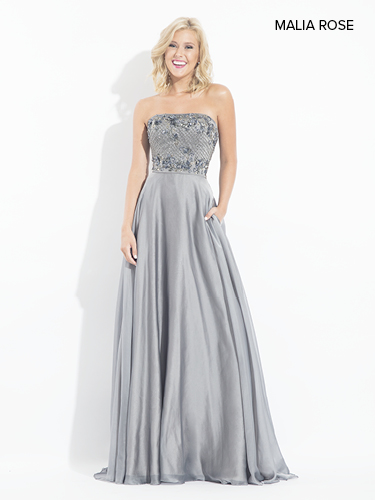 Color Malia Rose Prom Dresses - Style - MP1022