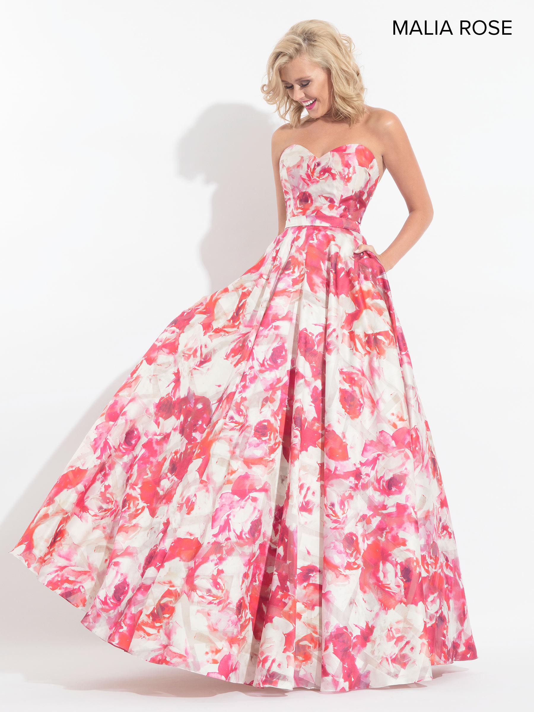 Malia Rose Prom Dresses | Style - MP1024 in Fuchsia or ...