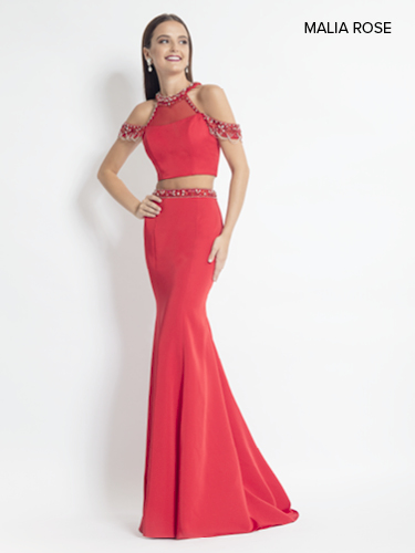 Color Malia Rose Prom Dresses - Style - MP1031