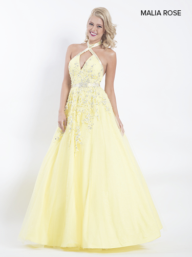 Color Malia Rose Prom Dresses - Style - MP1035