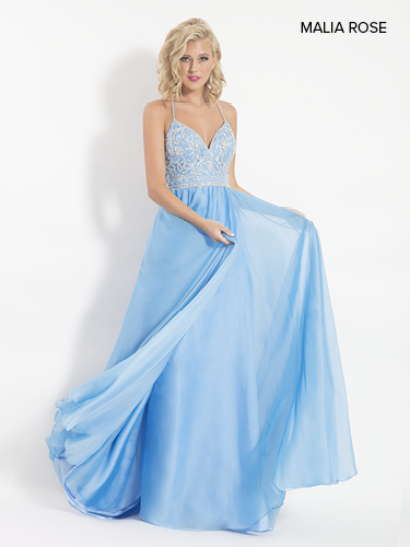 Color Malia Rose Prom Dresses - Style - MP1039