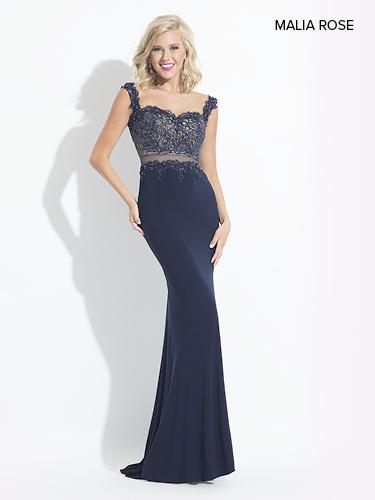 Color Malia Rose Prom Dresses - Style - MP1053
