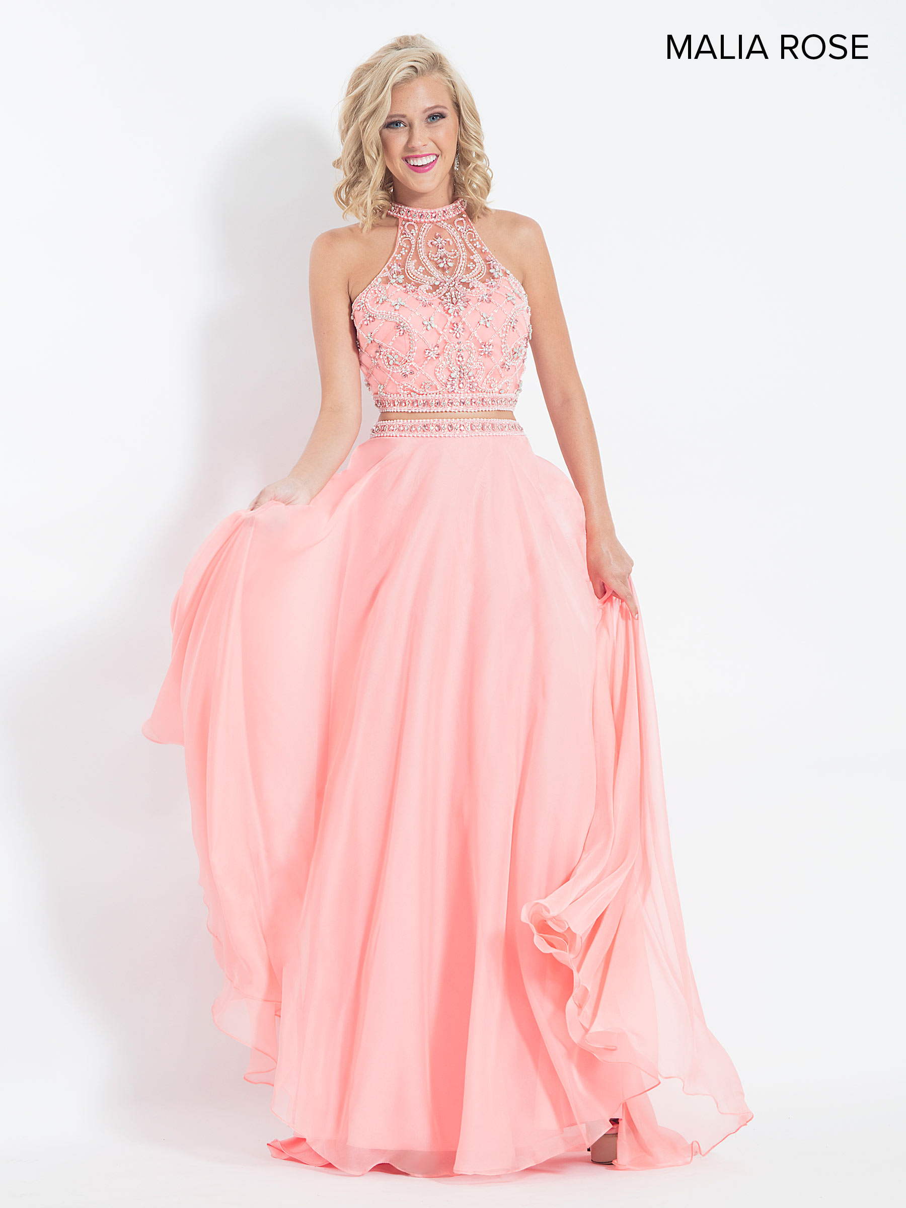 Prom Dresses Rose Amour
