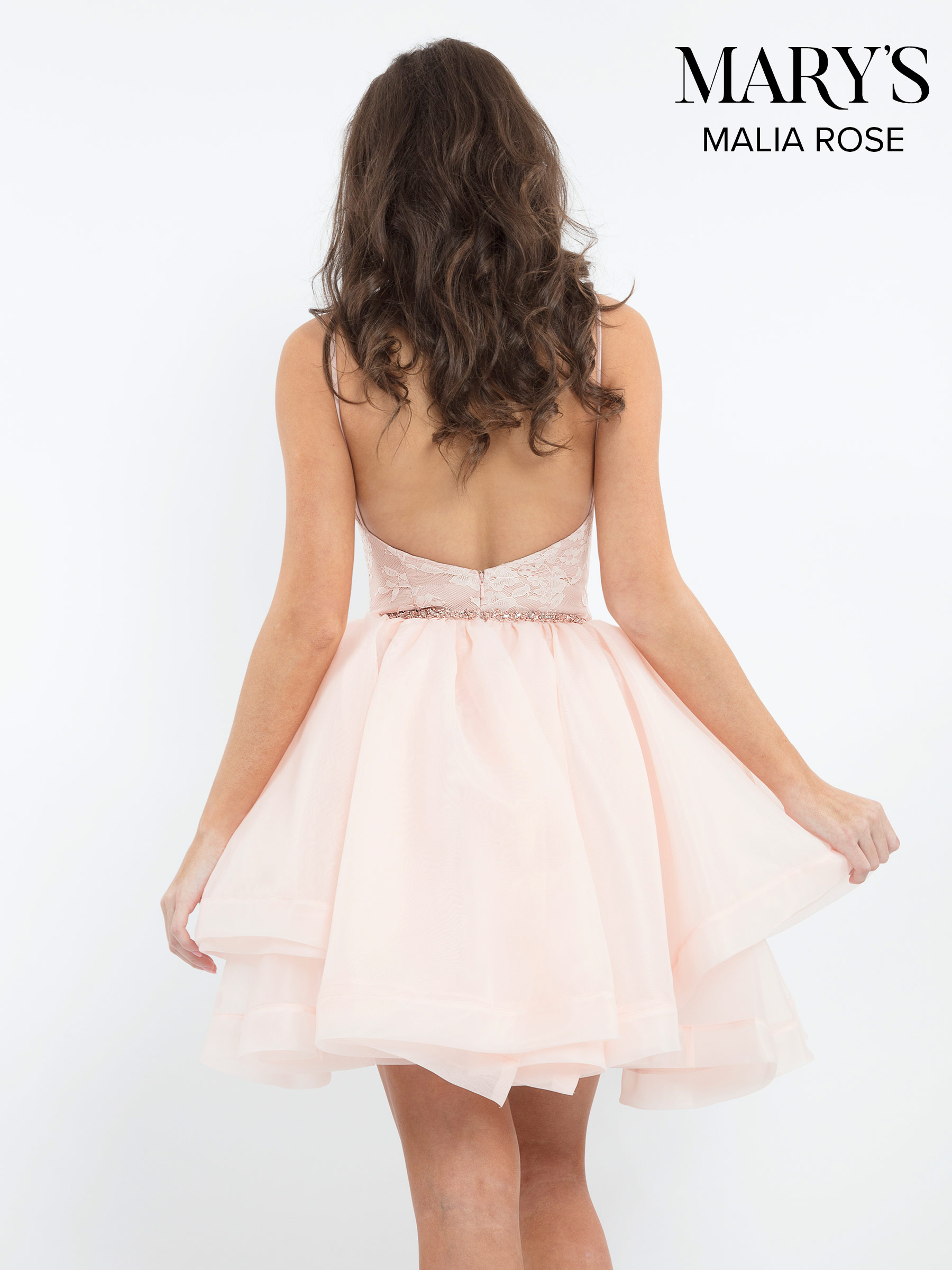 Quinceanera Short Dresses | Mary's Damas | Style - MP1082