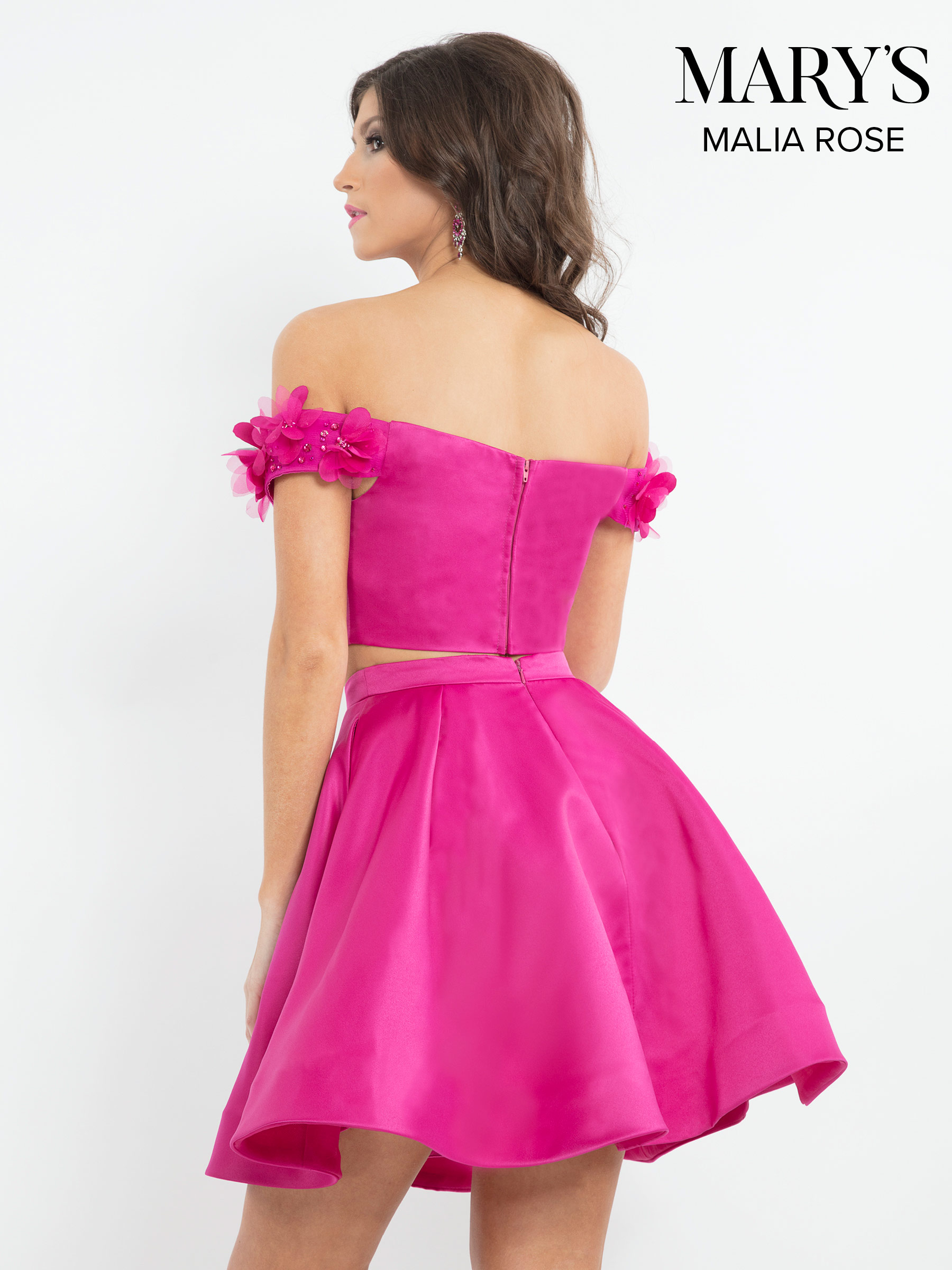 Quinceanera Short Dresses | Mary's Damas | Style - MP1095