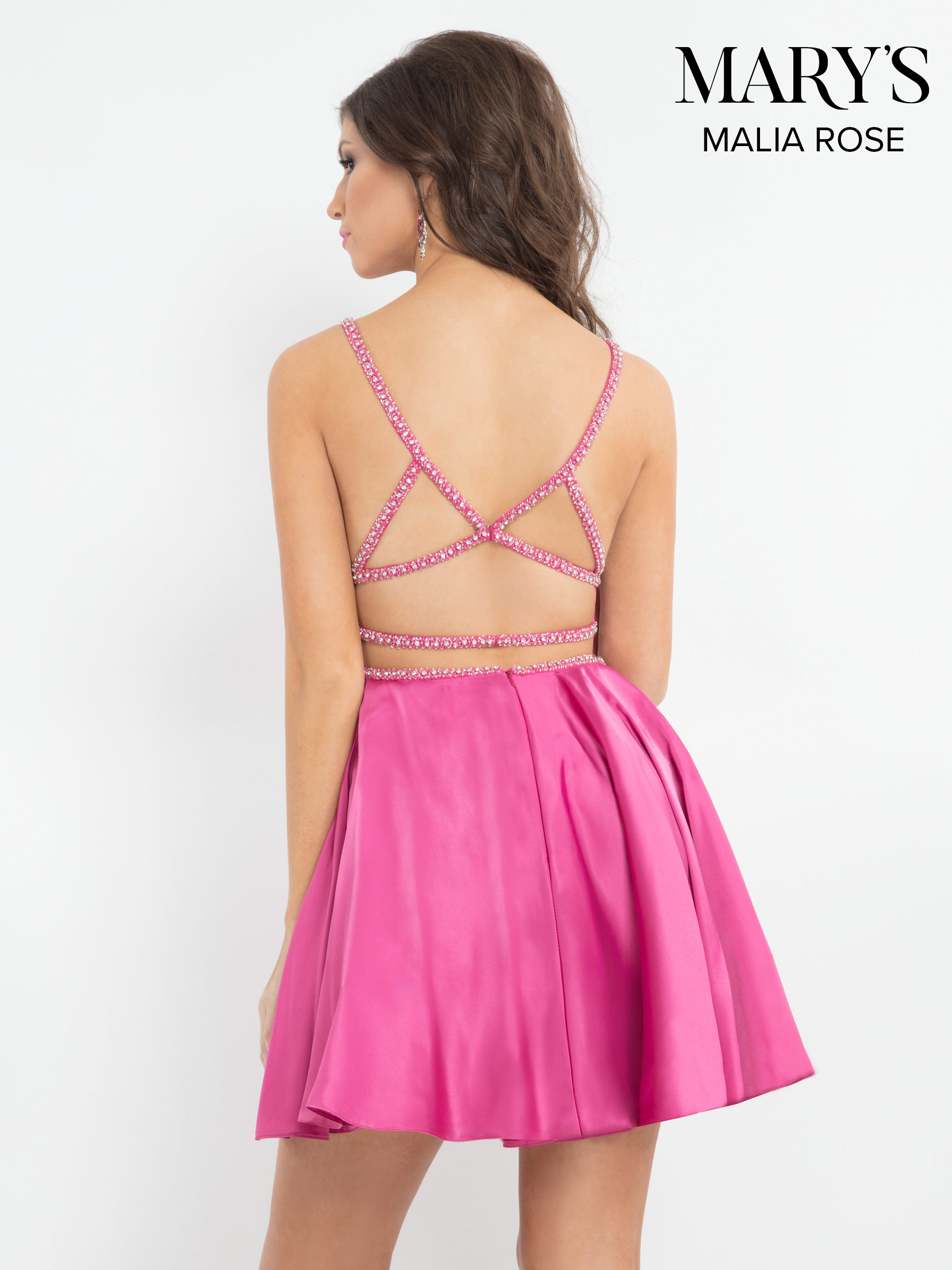 Quinceanera Short Dresses | Mary's Damas | Style - MP1101