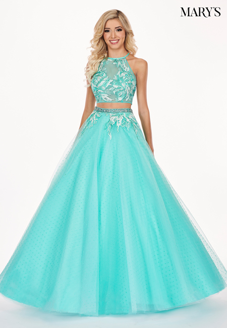 Pink Color Malia Rose Prom Dresses - Style - MP1157
