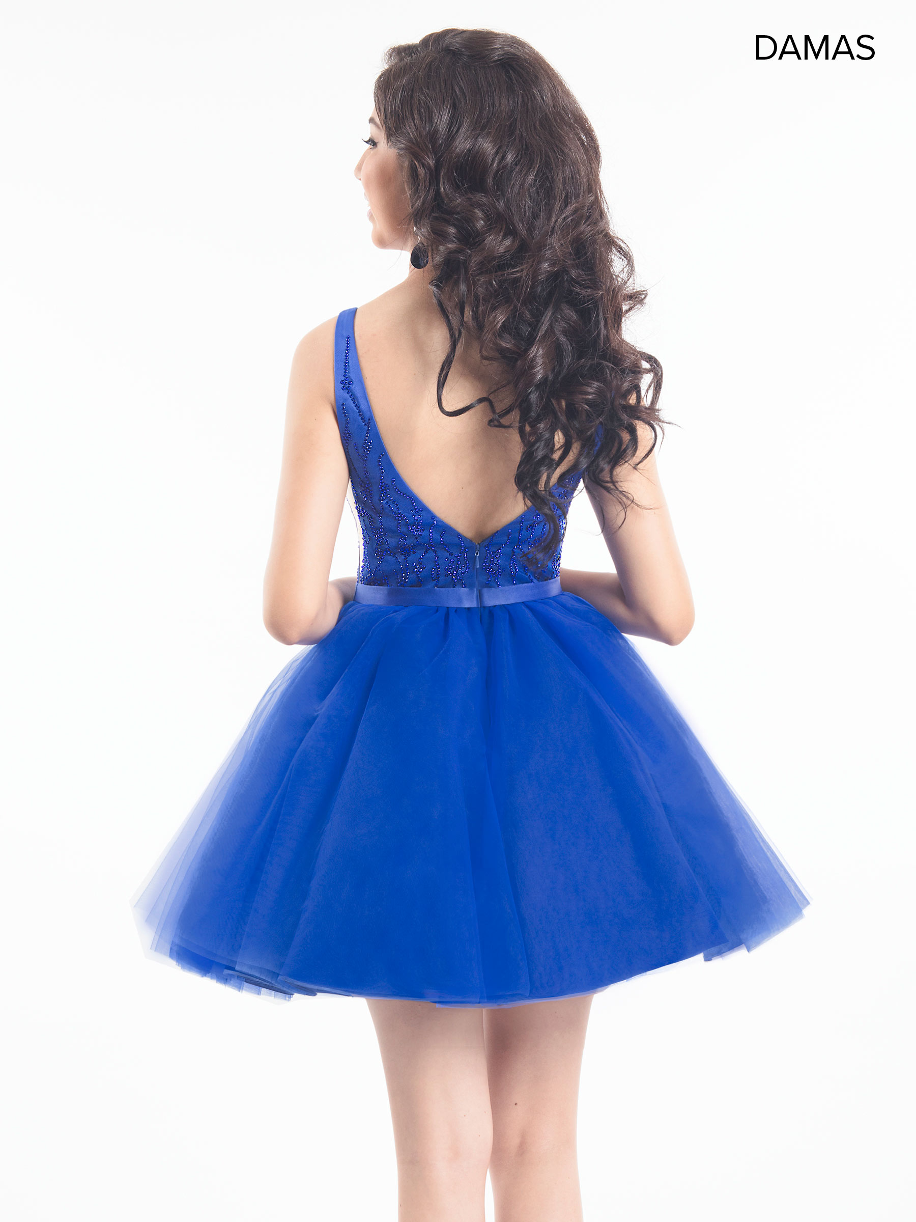 Quinceanera Short Dresses | Mary's Damas | Style - MP2003