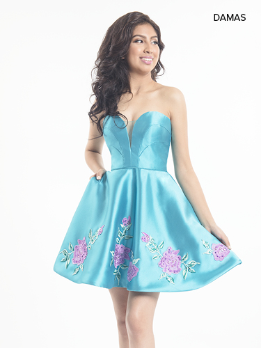 Color Quinceanera Short Dresses - Style - MP2005
