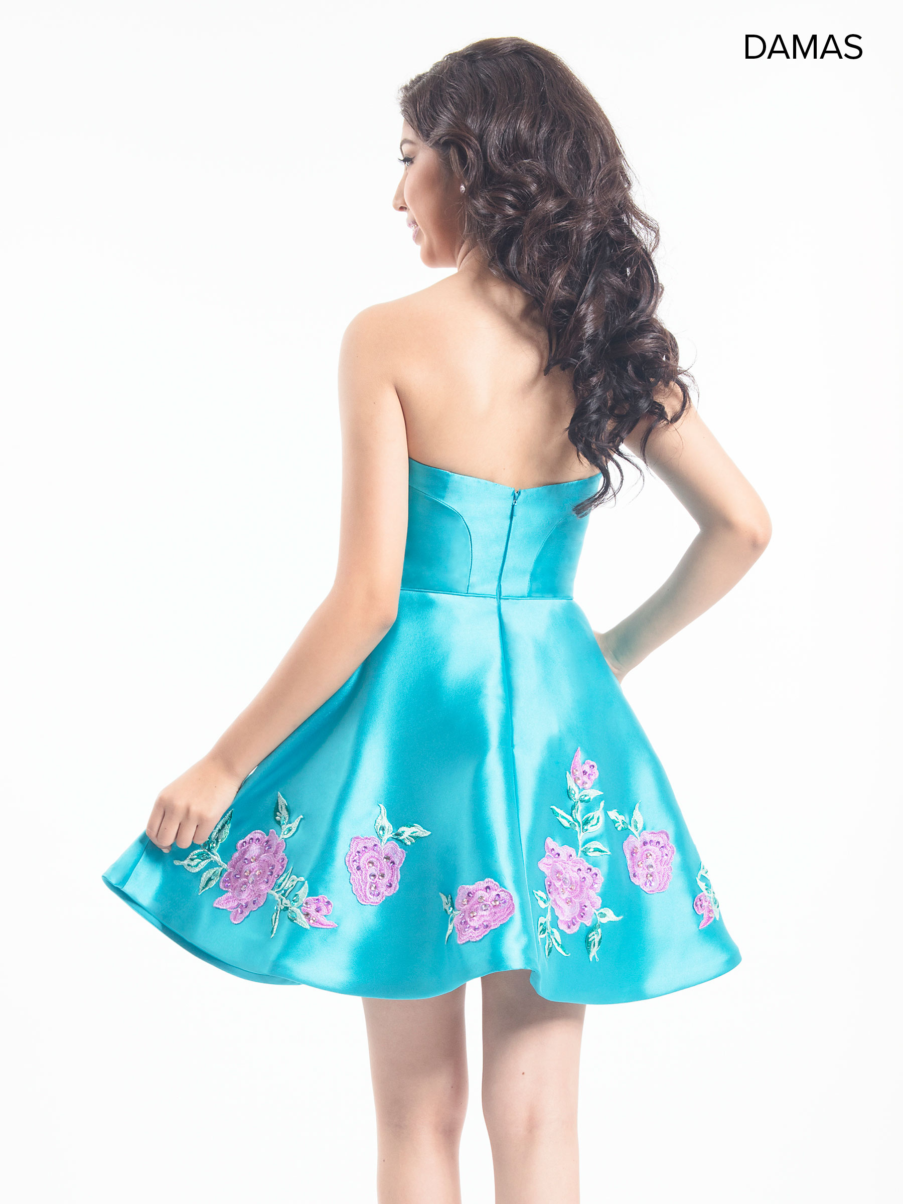 Quinceanera Short Dresses | Mary's Damas | Style - MP2005