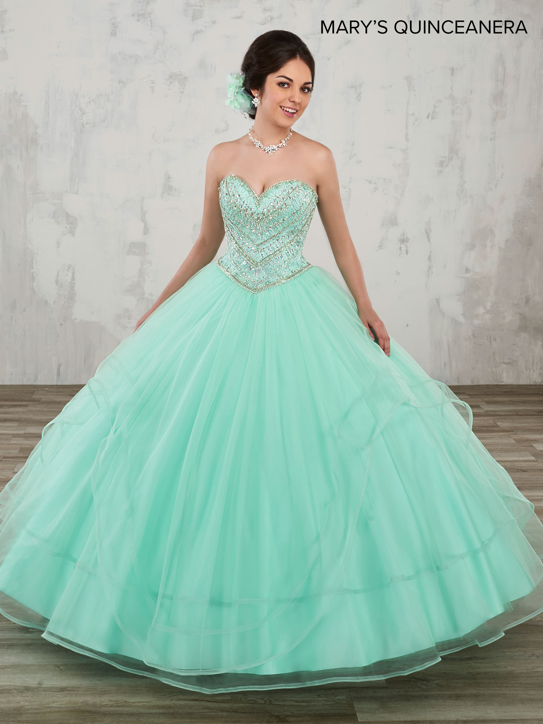 Carmina Quinceanera Dresses | Carmina | Style - MQ1003