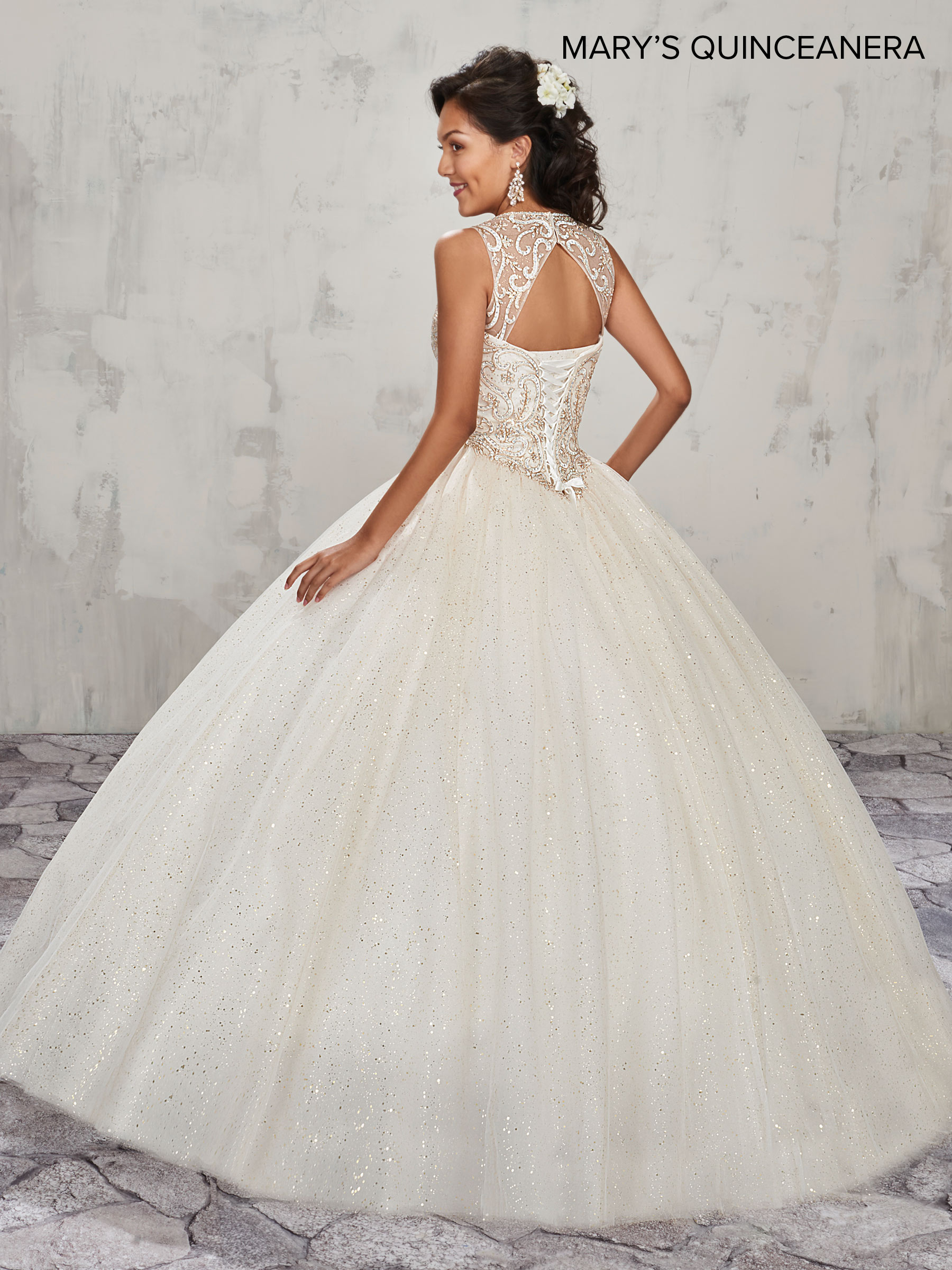 Marys Quinceanera Dresses | Mary's Quinceanera | Style - MQ1004