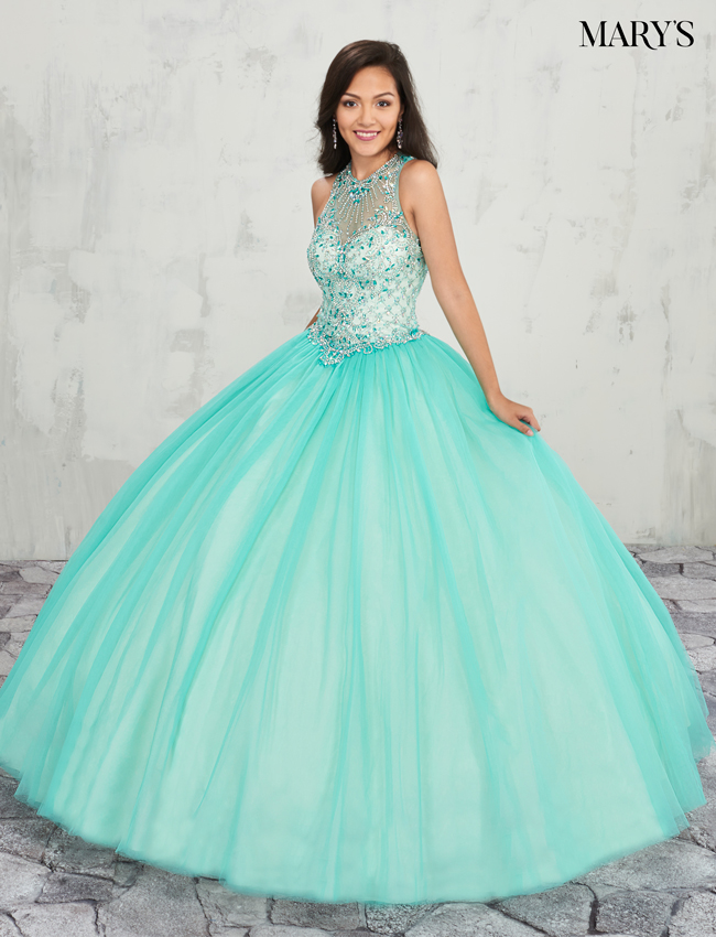 Color Marys Quinceanera Dresses - Style - MQ1007
