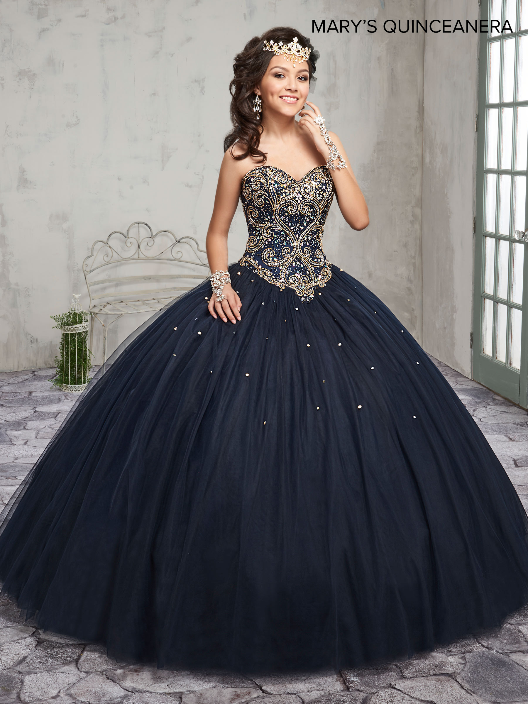 Marys Quinceanera Dresses | Mary's Quinceanera | Style - MQ1008