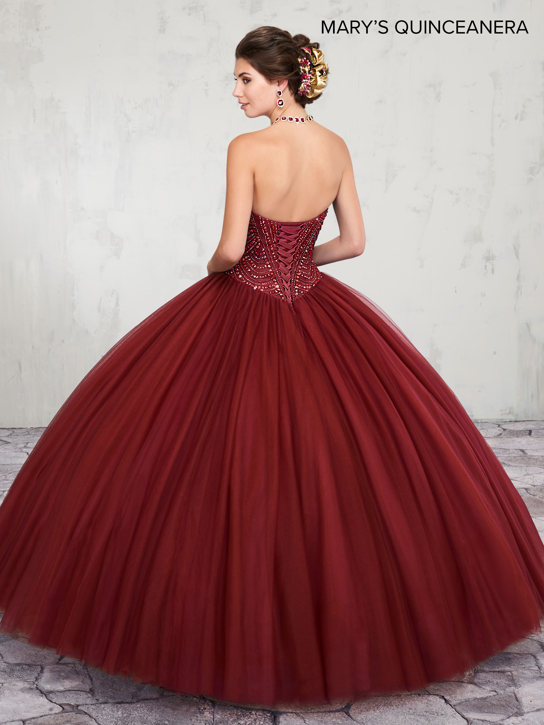 Marys Quinceanera Dresses   Mary's Quinceanera   Style - MQ1010