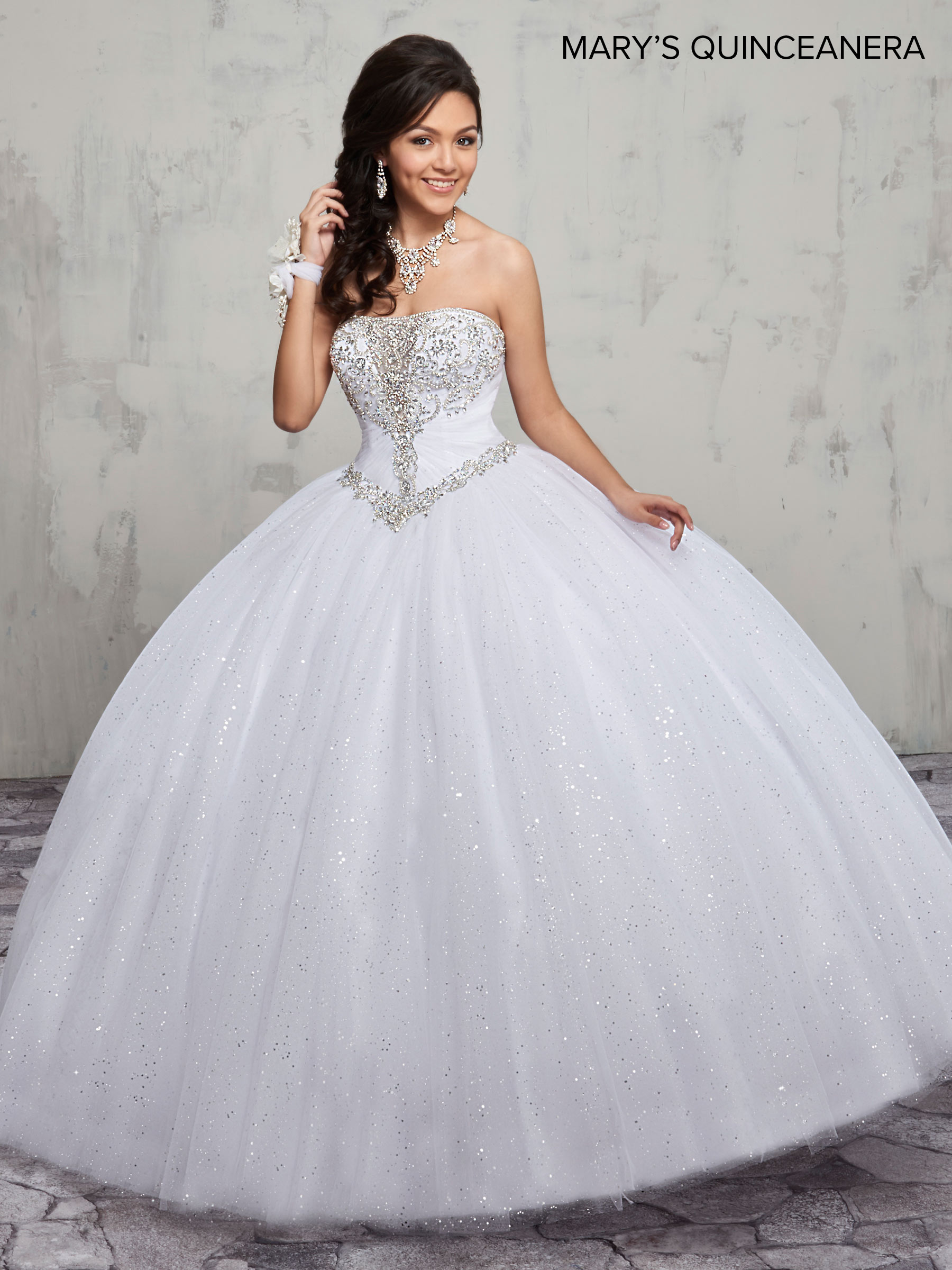 Marys Quinceanera Dresses | Mary's Quinceanera | Style - MQ1011