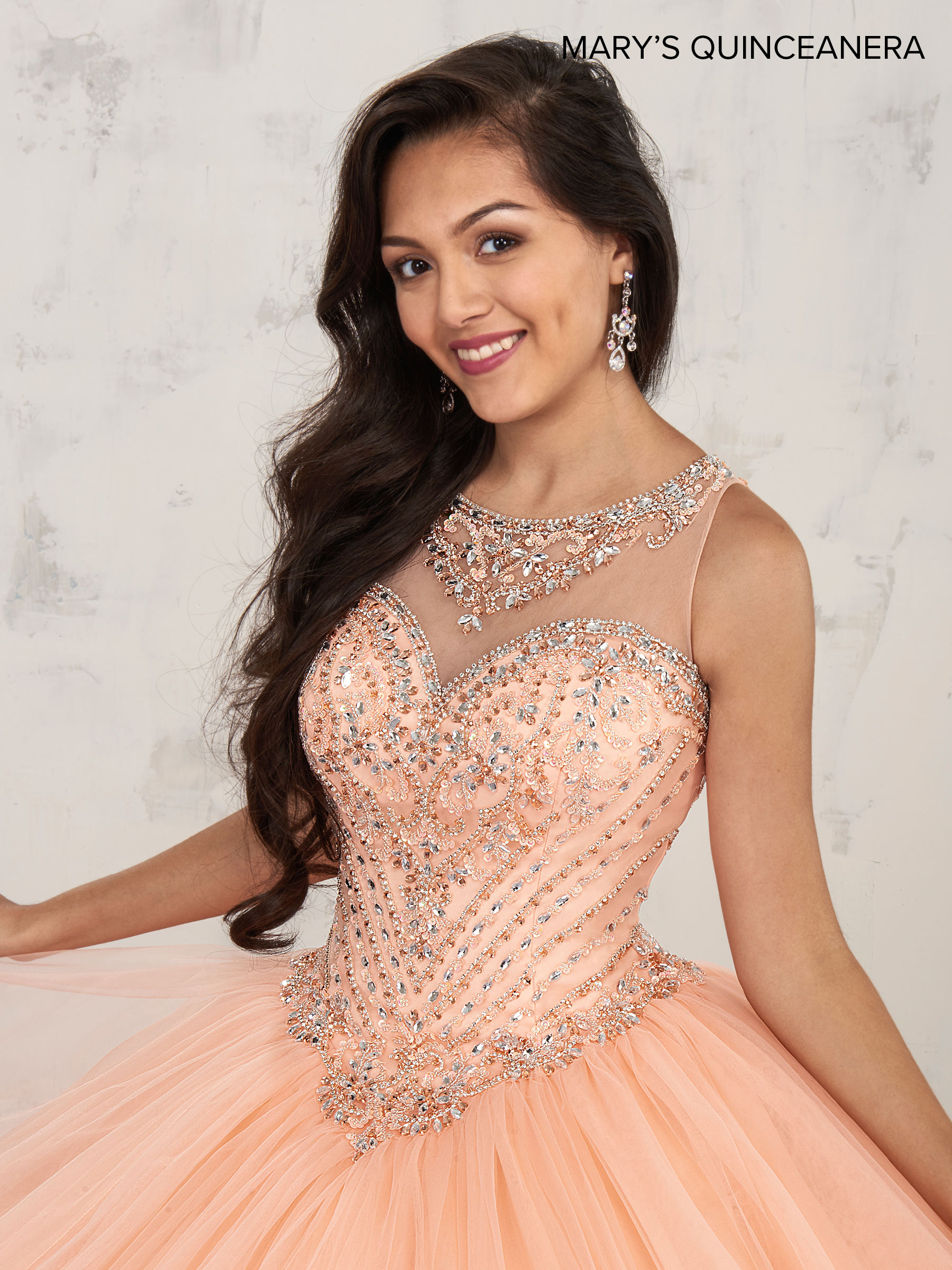 Marys Quinceanera Dresses | Mary's Quinceanera | Style - MQ1012